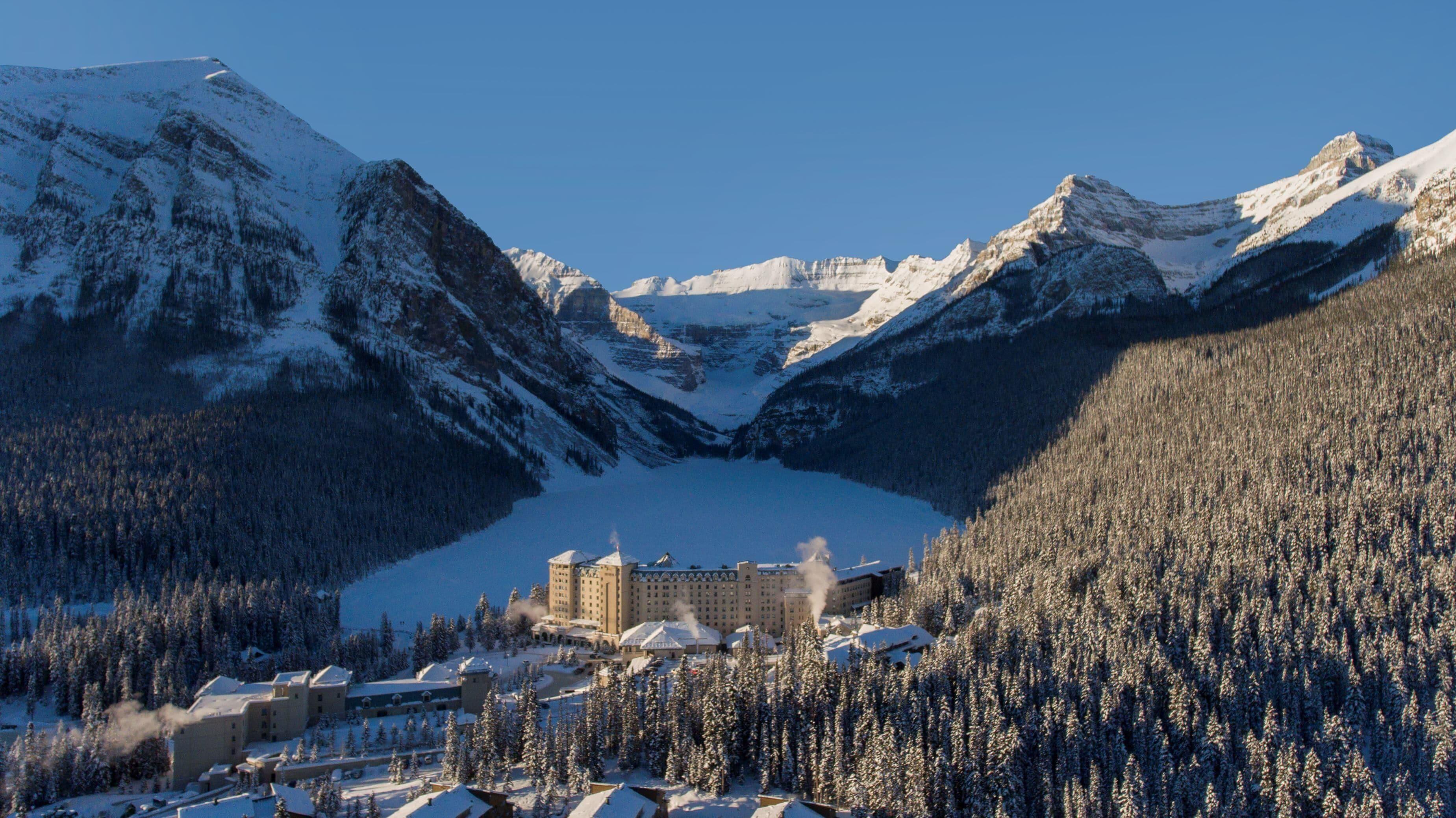 Courtesy of Fairmont Chateau Lake Louise / Expedia
