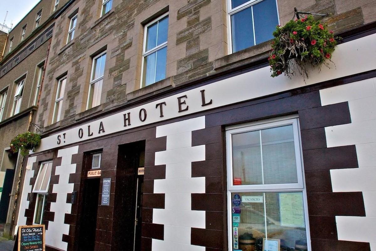 Courtesy of St Ola Hotel / Expedia