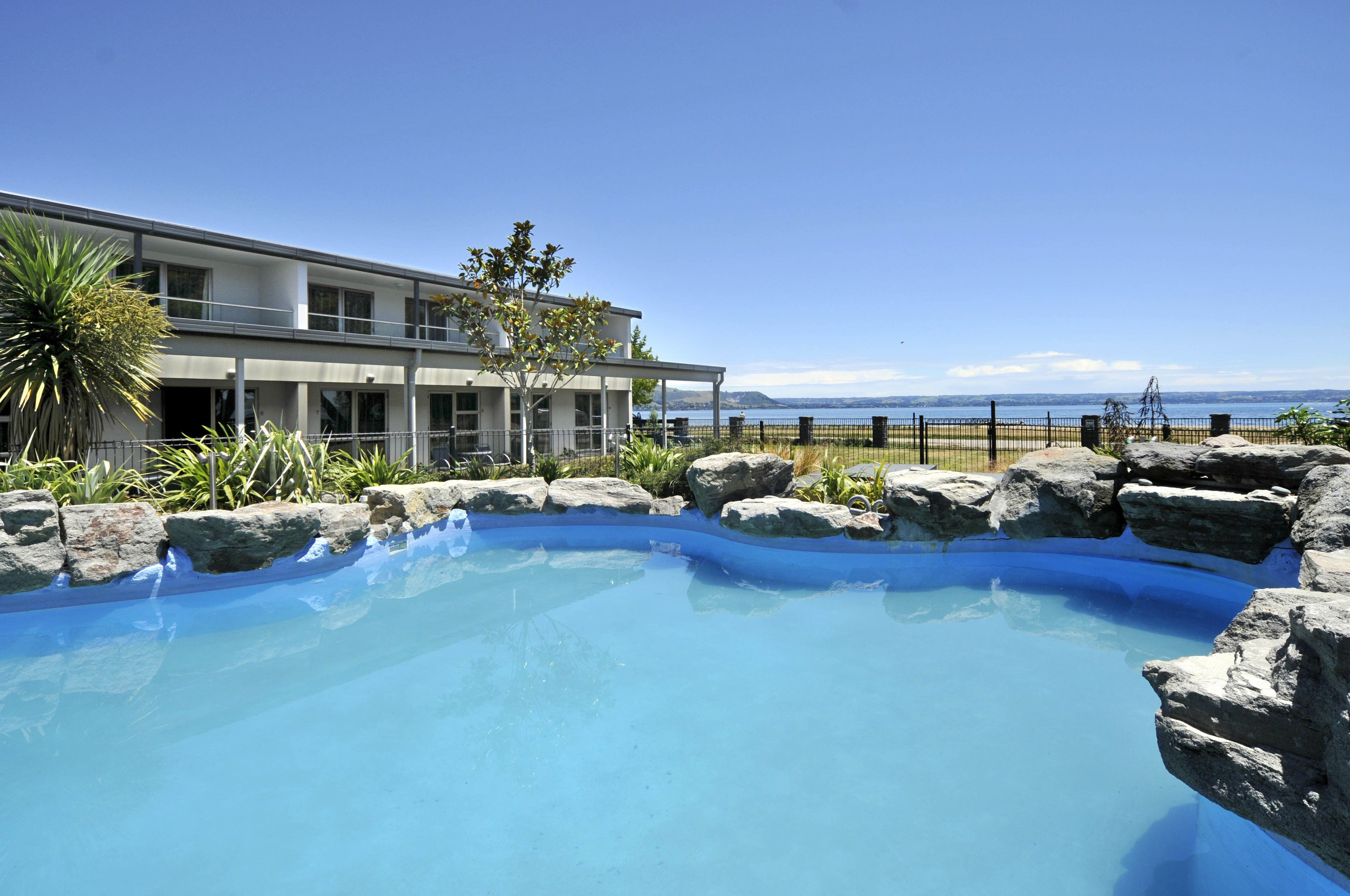 Courtesy of Wai Ora Lakeside Spa Resort / Expedia