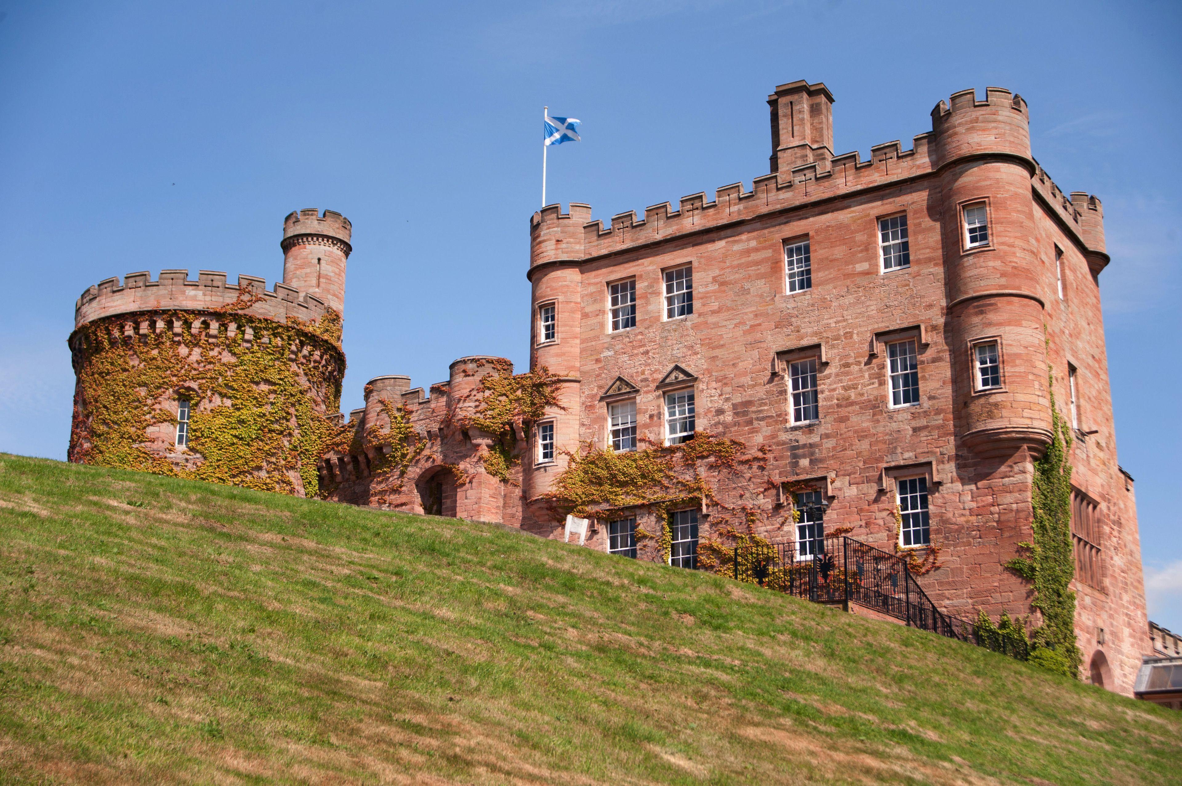 Courtesy of Dalhousie Castle / Expedia