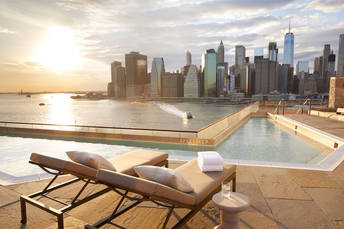 Courtesy of 1 Hotel Brooklyn Bridge / Expedia