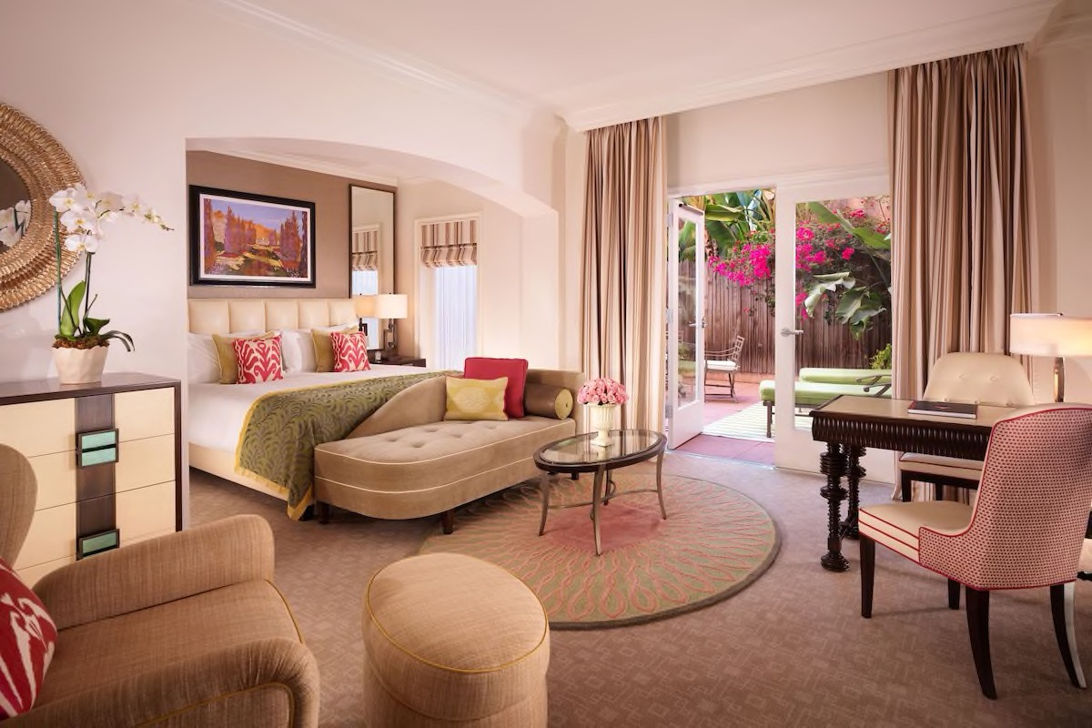 Courtesy of the Beverly Hills Hotel – Dorchester Collection / Expedia