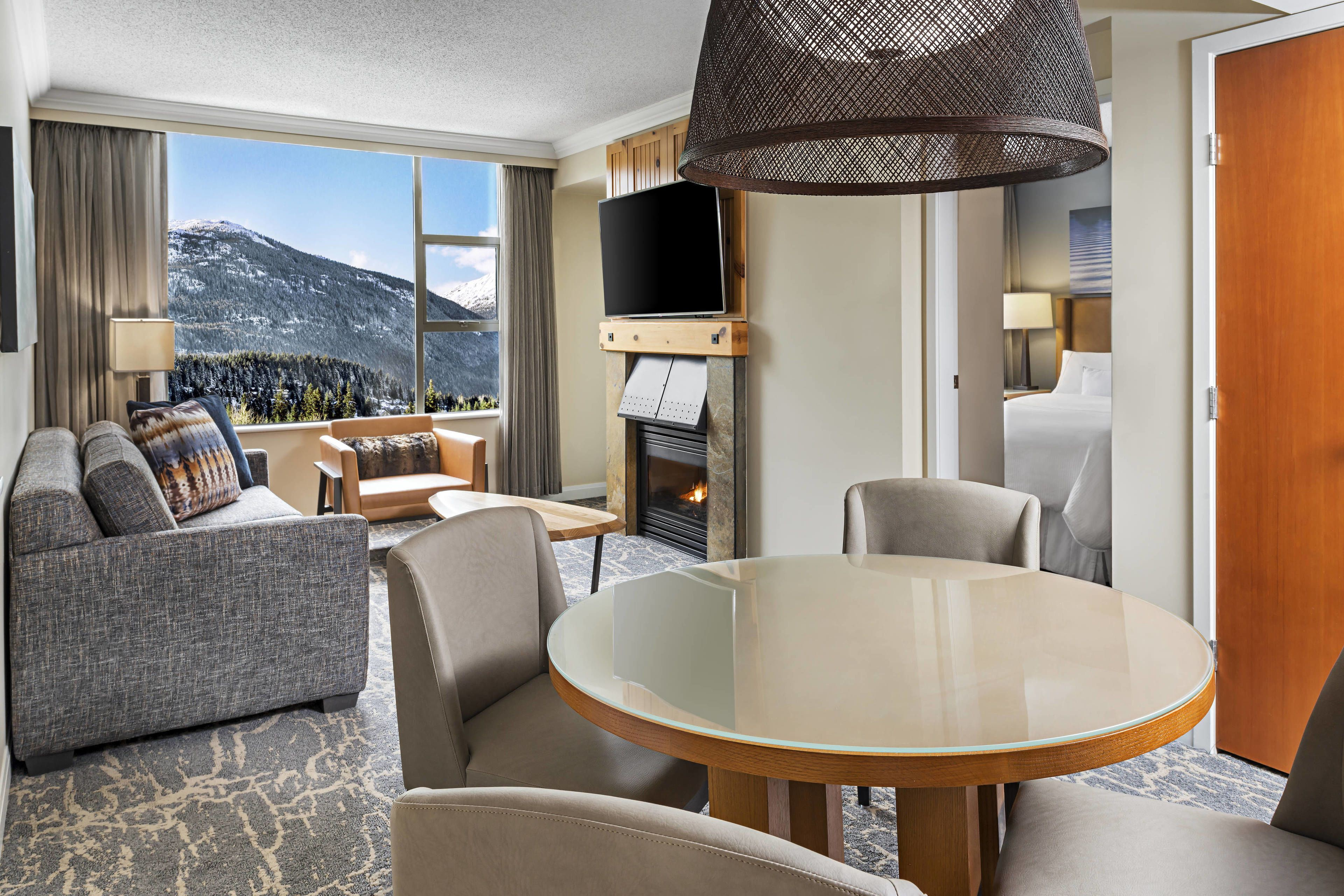 Courtesy of The Westin Resort and Spa, Whistler / Expedia