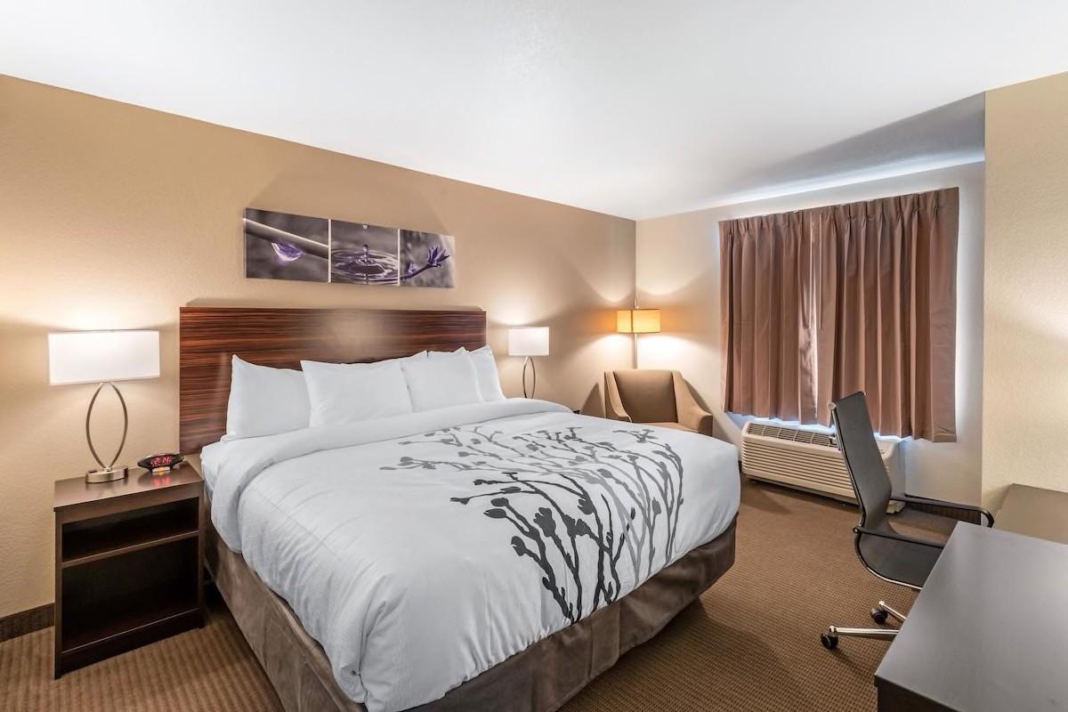 Courtesy of Sleep Inn and Suites Denver International Airport / Expedia