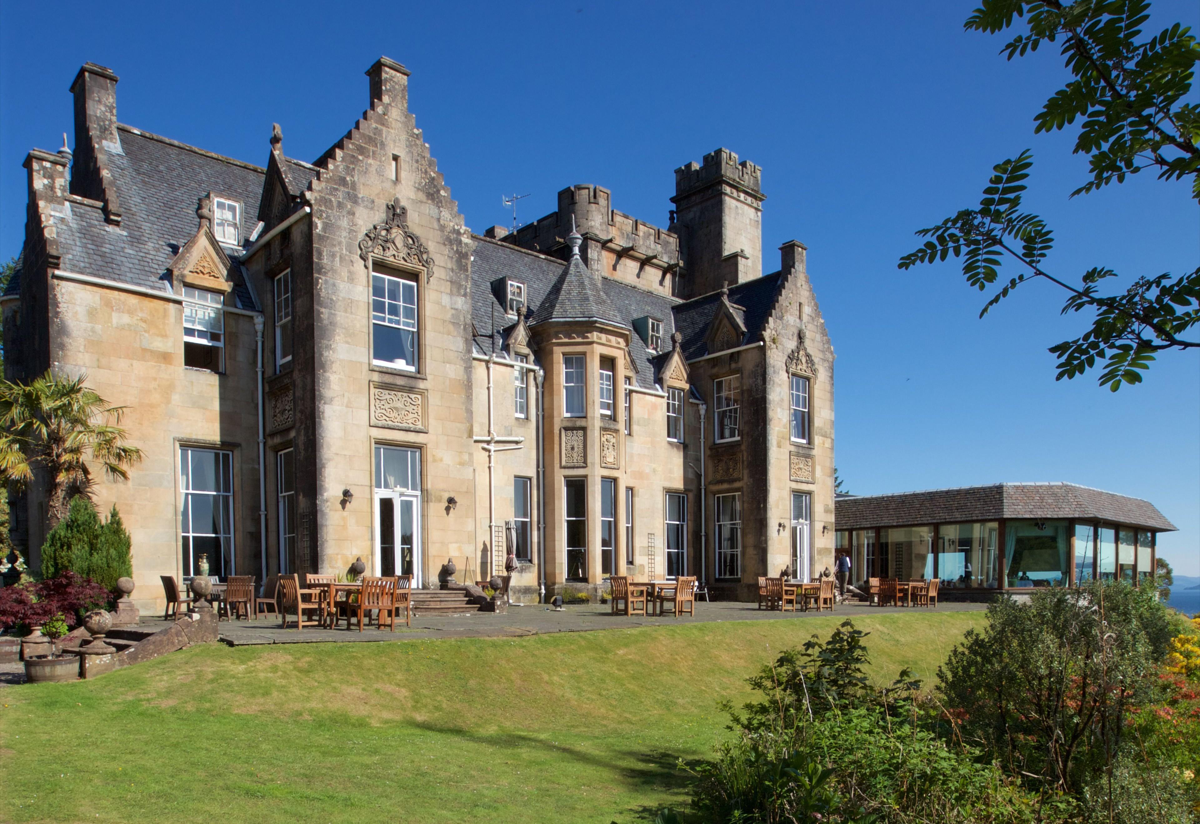 Courtesy of Stonefield Castle Hotel / Expedia