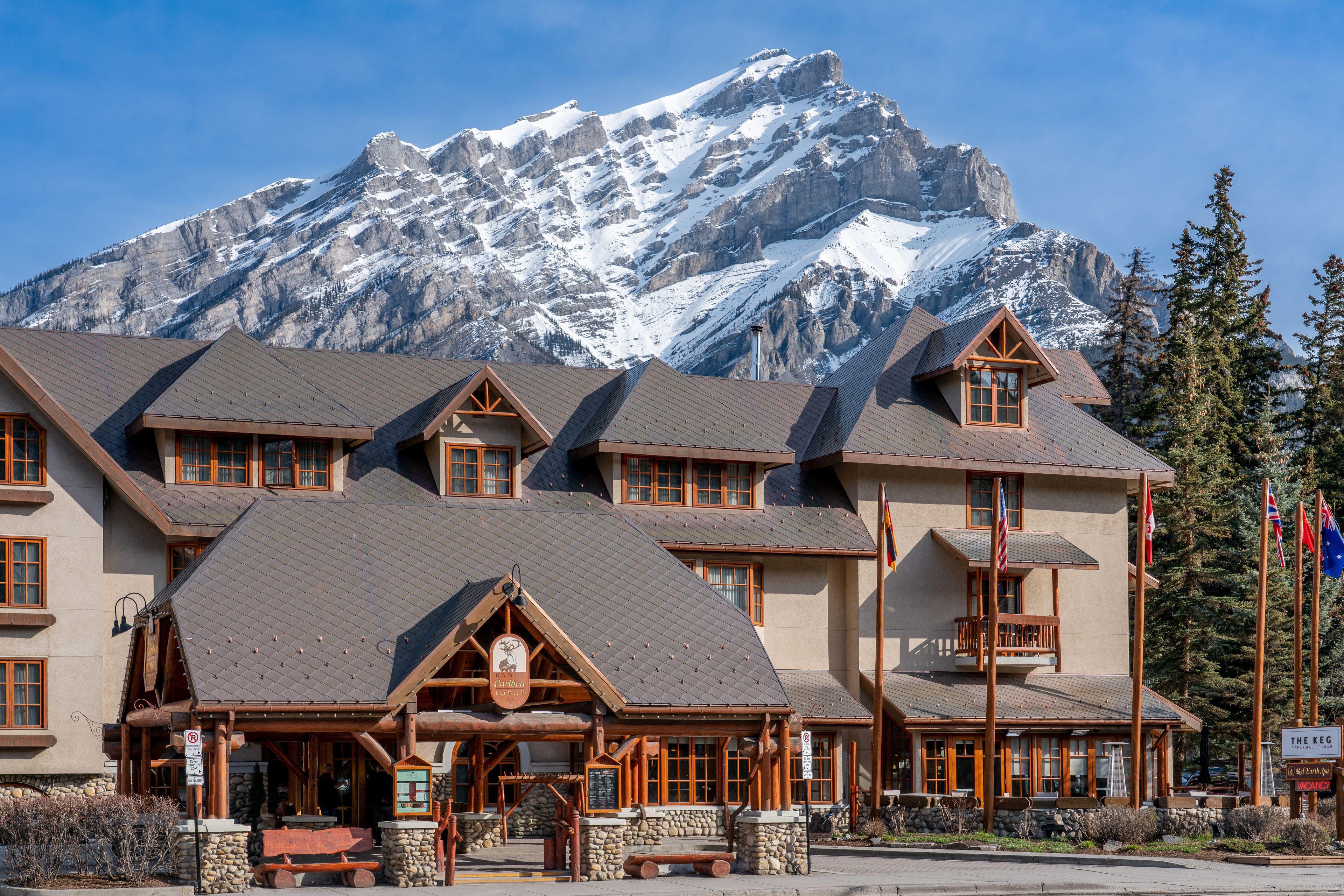 Courtesy of Banff Caribou Lodge and Spa / Expedia