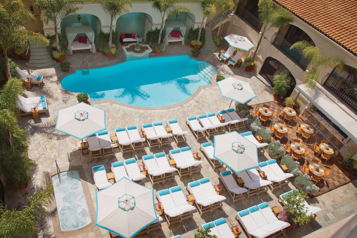 Courtesy of Beverly Wilshire - Beverly Hills, A Four Seasons Hotel / Expedia