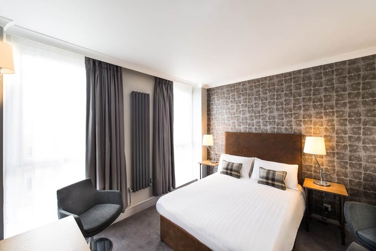 Courtesy of GoGlasgow Urban Hotel by Compass Hospitality / Expedia