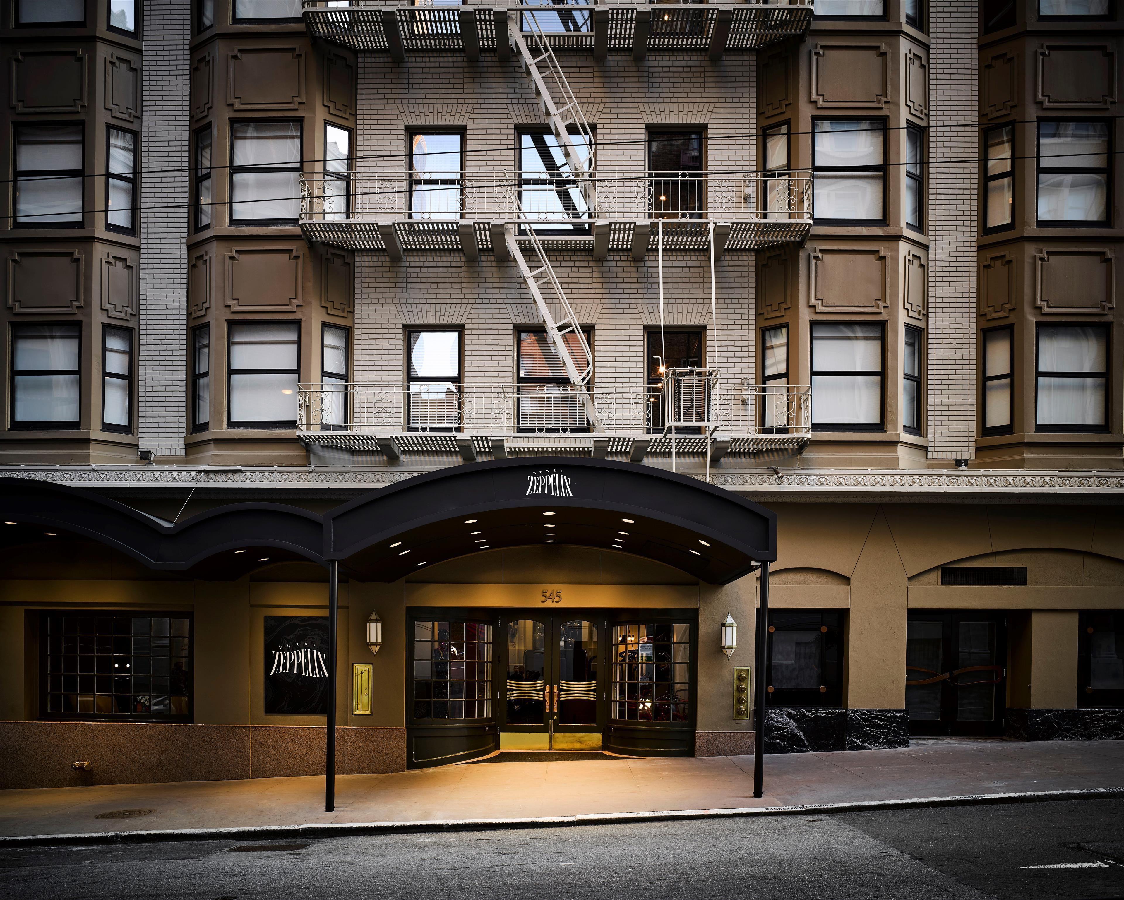 Courtesy of Hotel Zeppelin San Francisco / Expedia.com