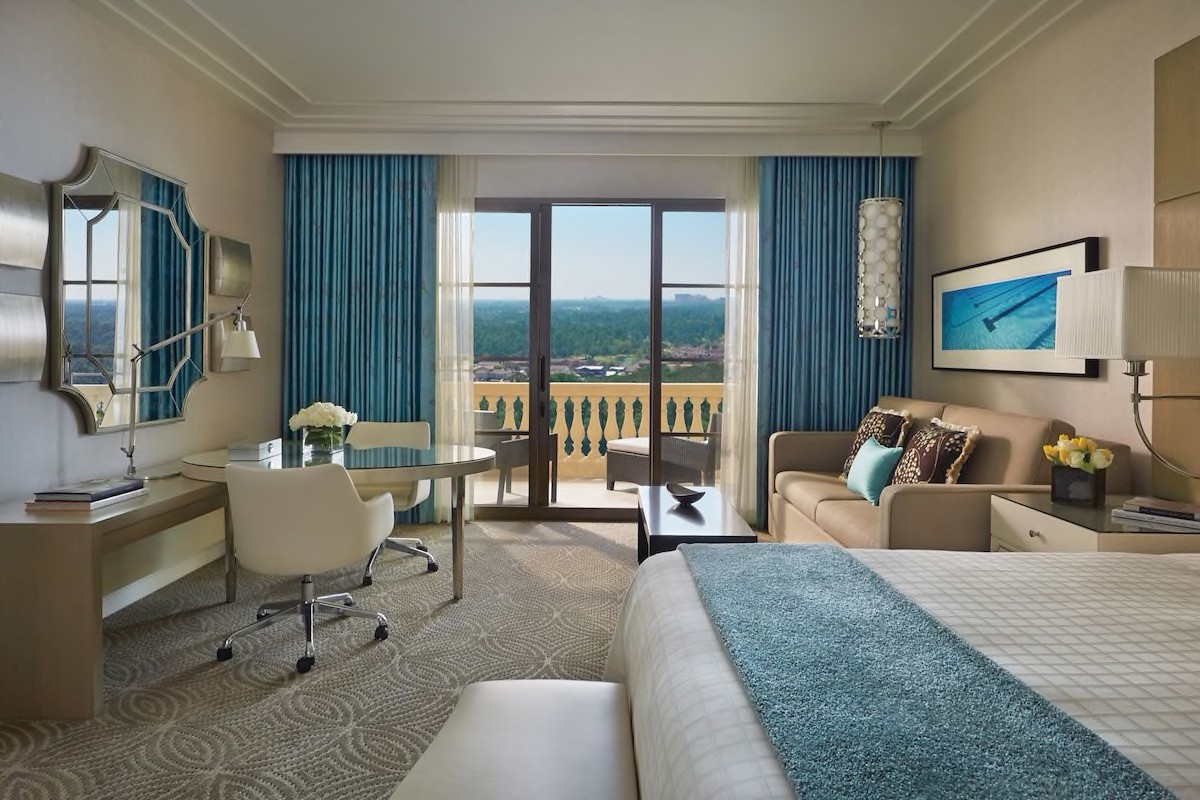 Courtesy of Four Seasons Resort Orlando at WALT DISNEY WORLD® Resort / Expedia