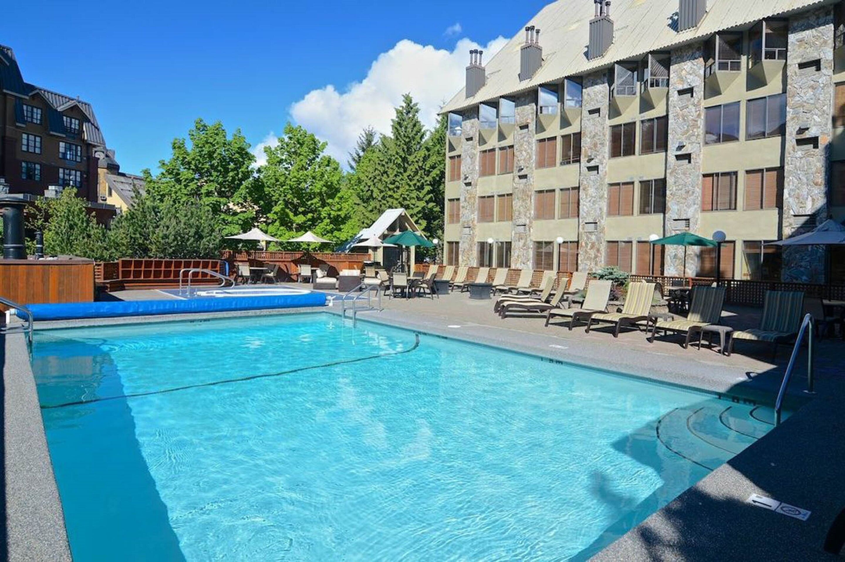 Courtesy of Whistler Village and Mountain Side Hotel Whistler by Executive / Expedia