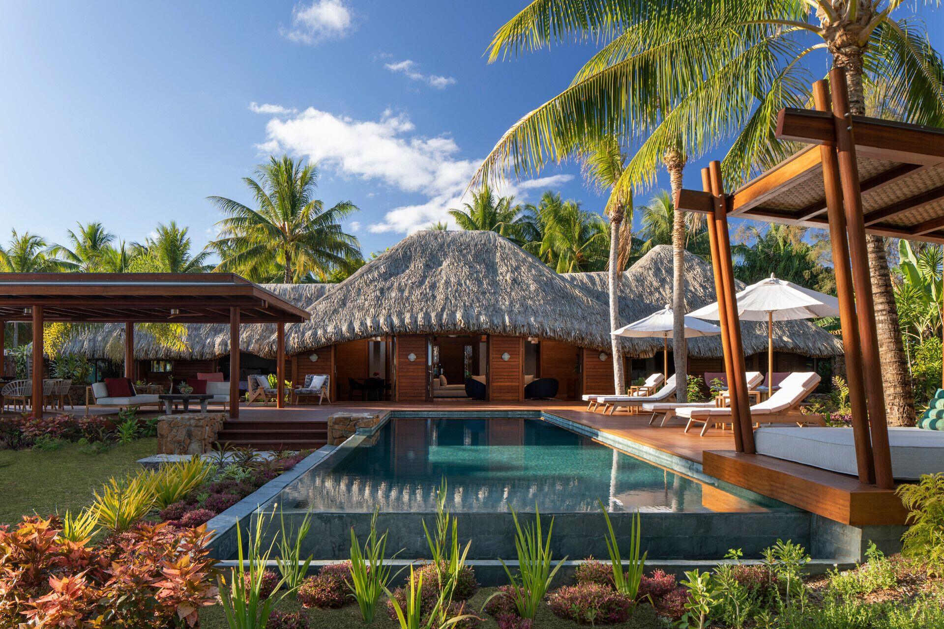 Courtesy of Four Seasons Resort Bora Bora / Expedia