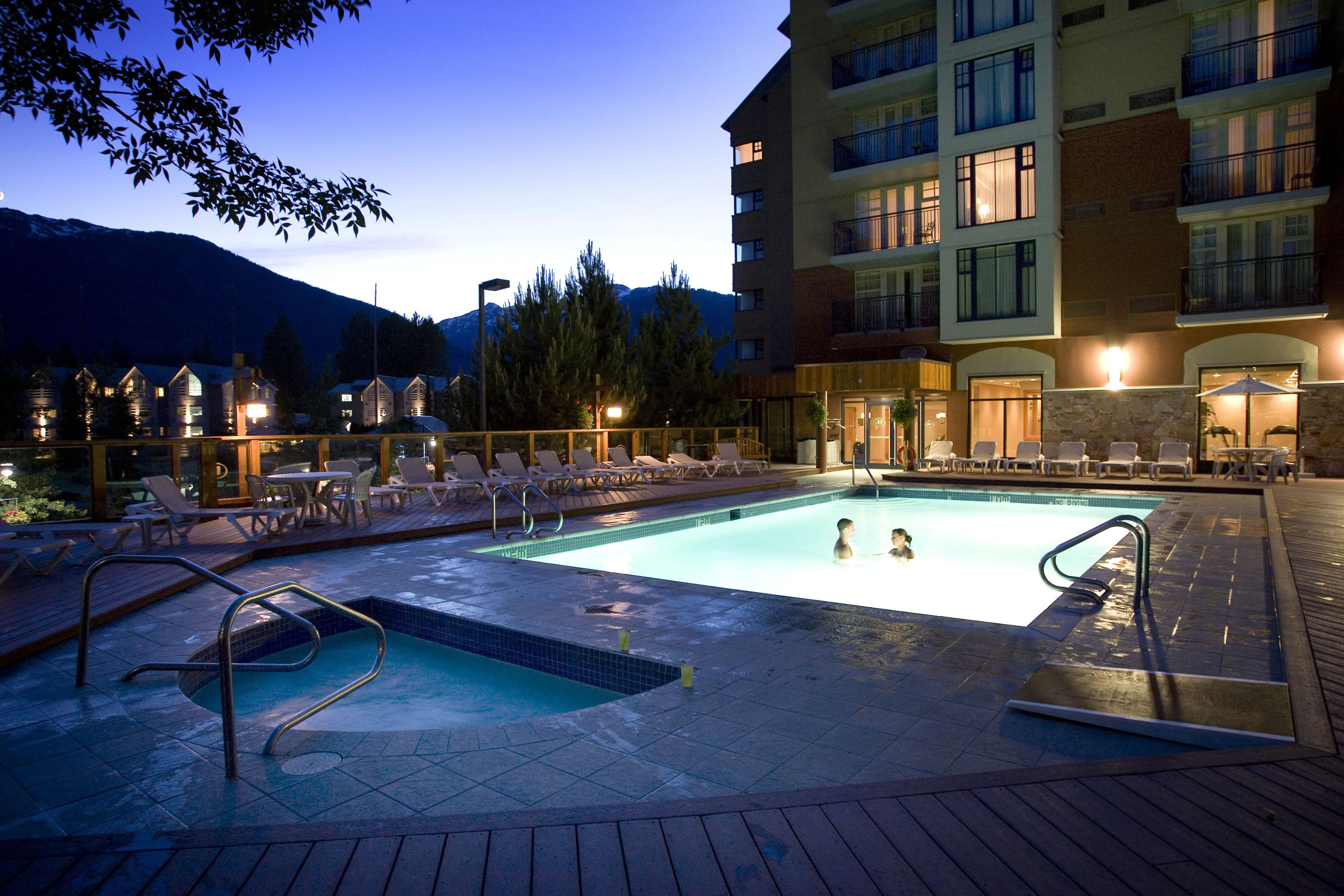 Courtesy of Hilton Whistler Resort and Spa / Expedia