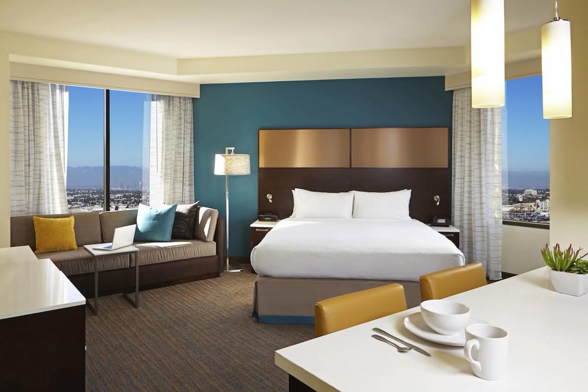 Courtesy of Residence Inn by Marriott Los Angeles LAX/Century Boulevard / Expedia