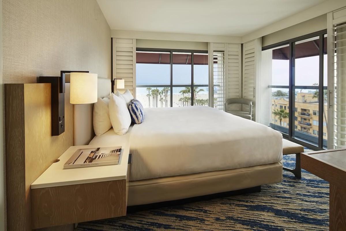 Courtesy of Loews Santa Monica Beach Hotel / Expedia
