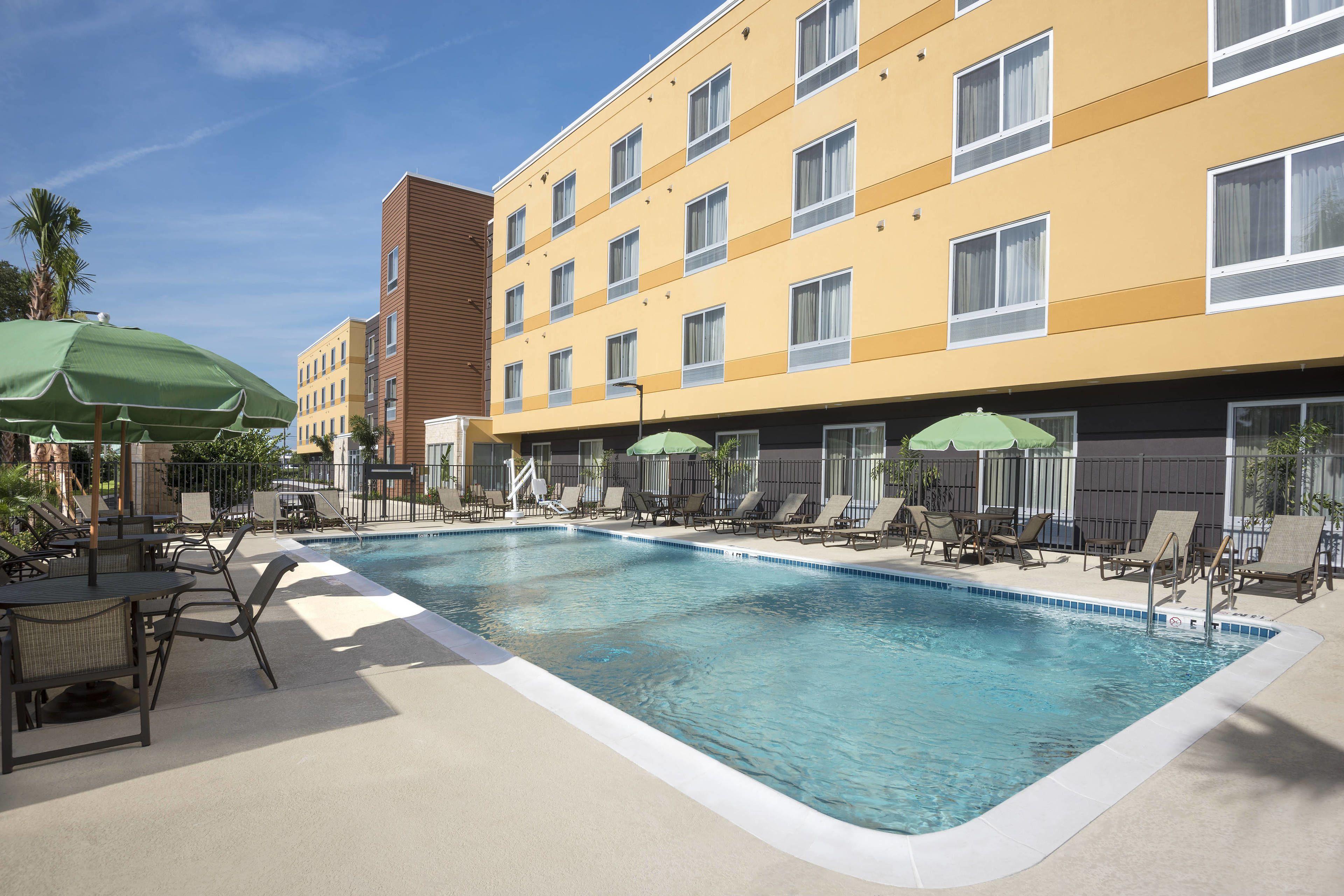 Courtesy Fairfield Inn and Suites Orlando Kissimmee / Expedia.com