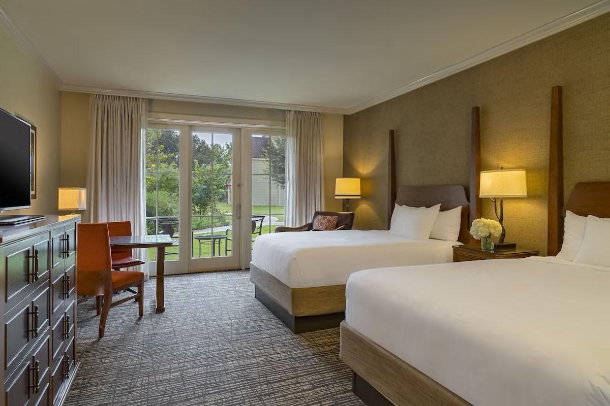 Courtesy of Hyatt Regency Lost Pines Resort and Spa / Expedia