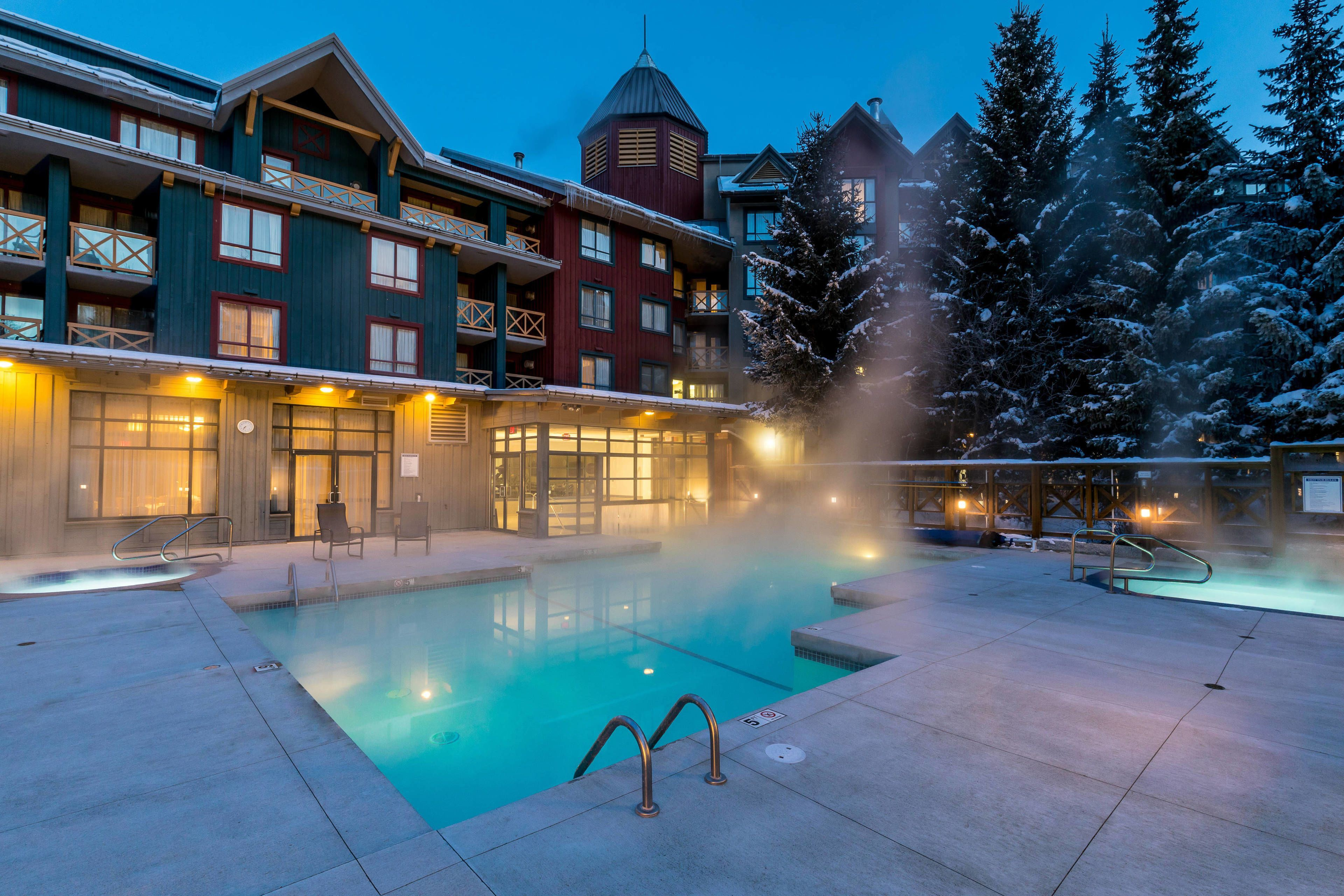 Courtesy of Delta Hotels by Marriott Whistler Village Suites / Expedia