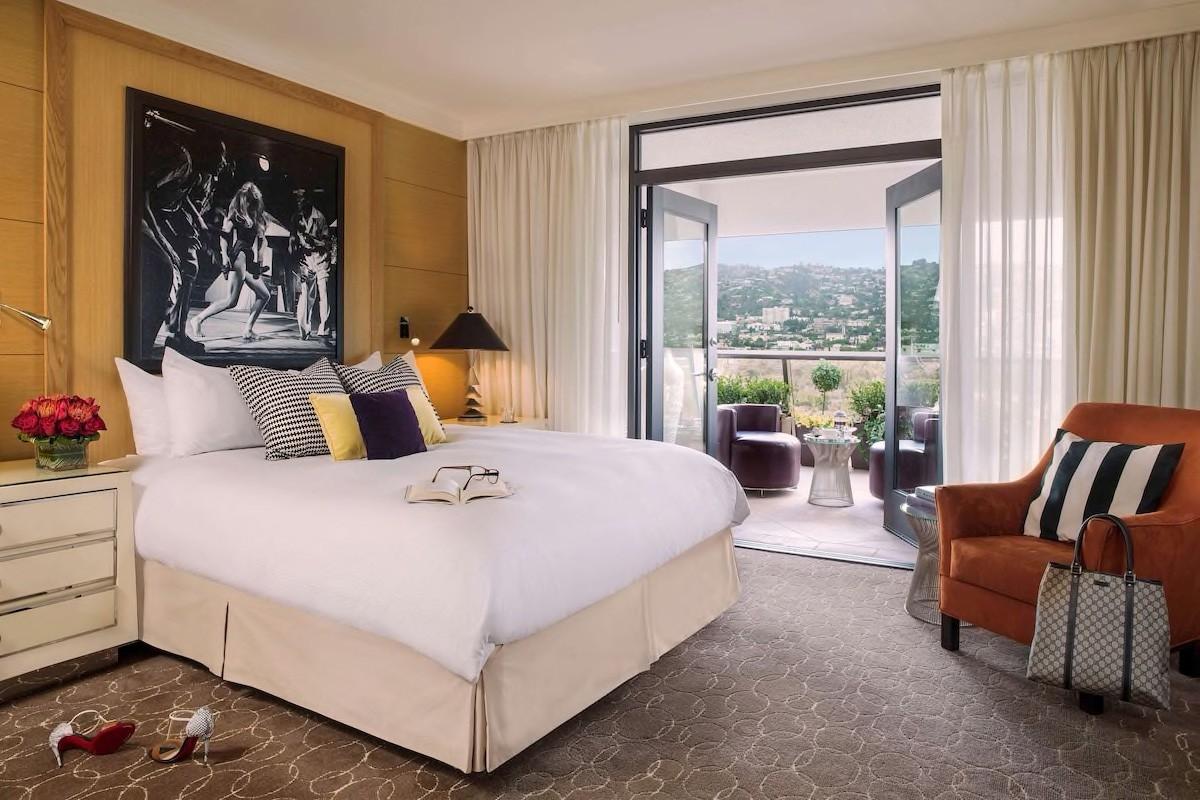 Courtesy of Sofitel LA at Beverly Hills / Expedia