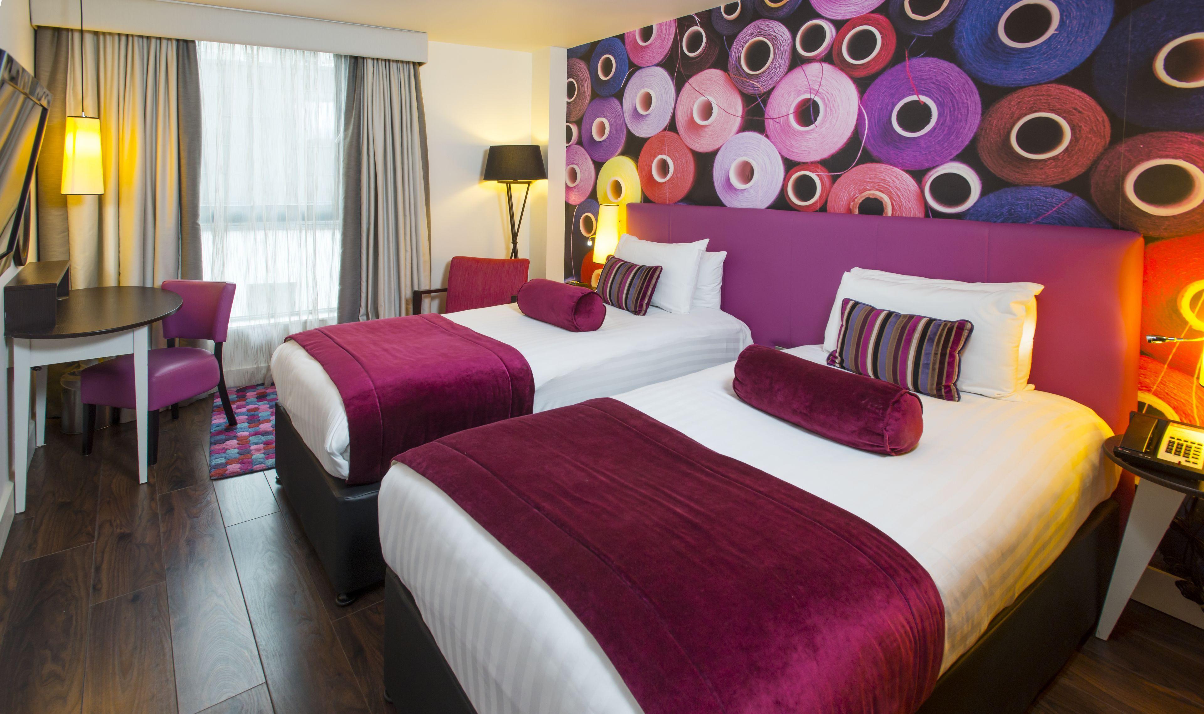 Courtesy of Hotel Indigo Liverpool City Centre / Expedia