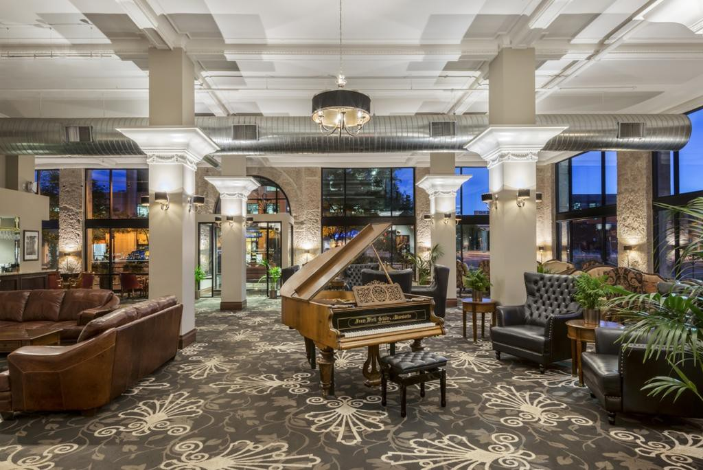 Courtesy of the Mining Exchange, A Wyndham Grand Hotel and Spa / Booking.com