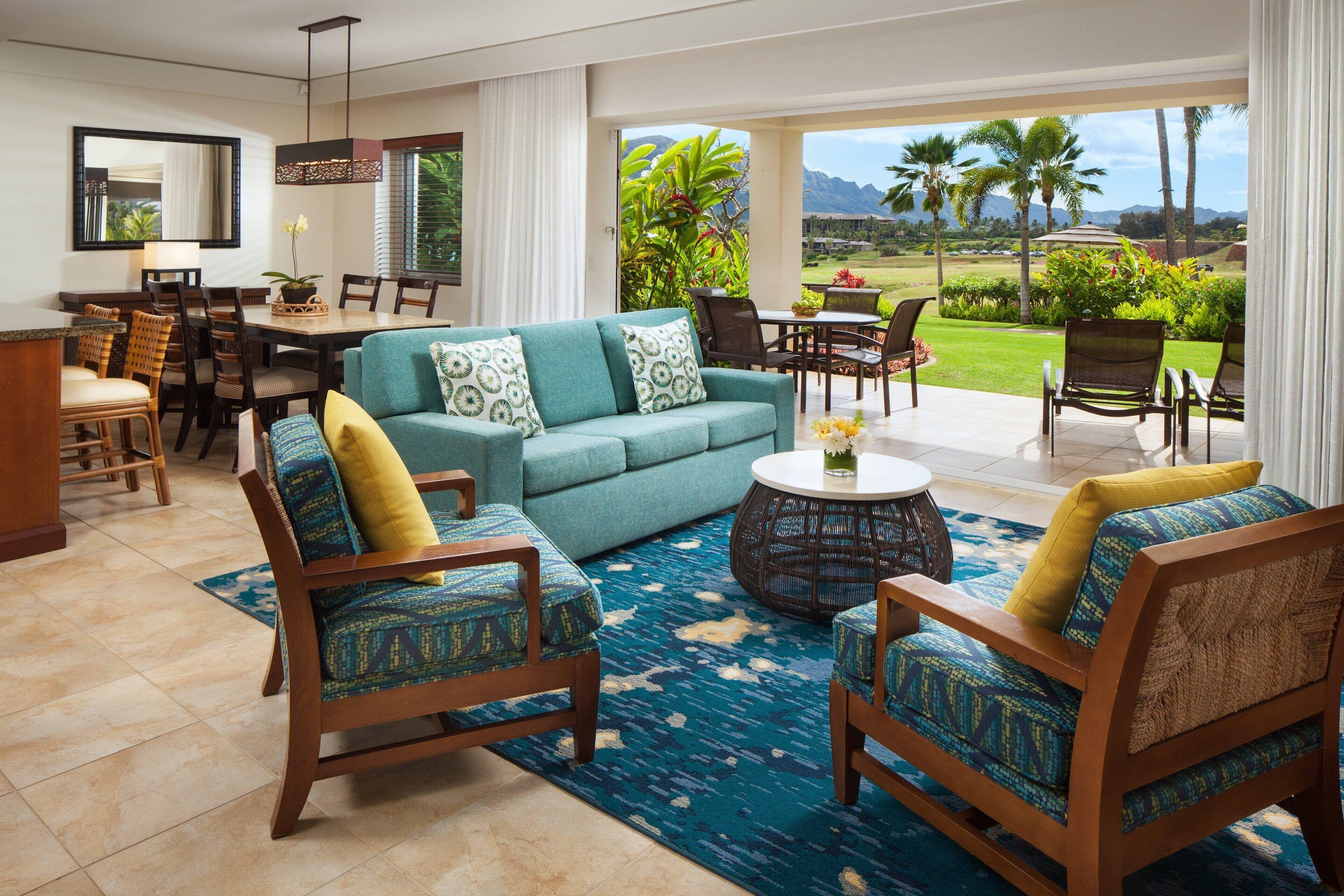 Courtesy of Marriott's Kauai Lagoons / Expedia