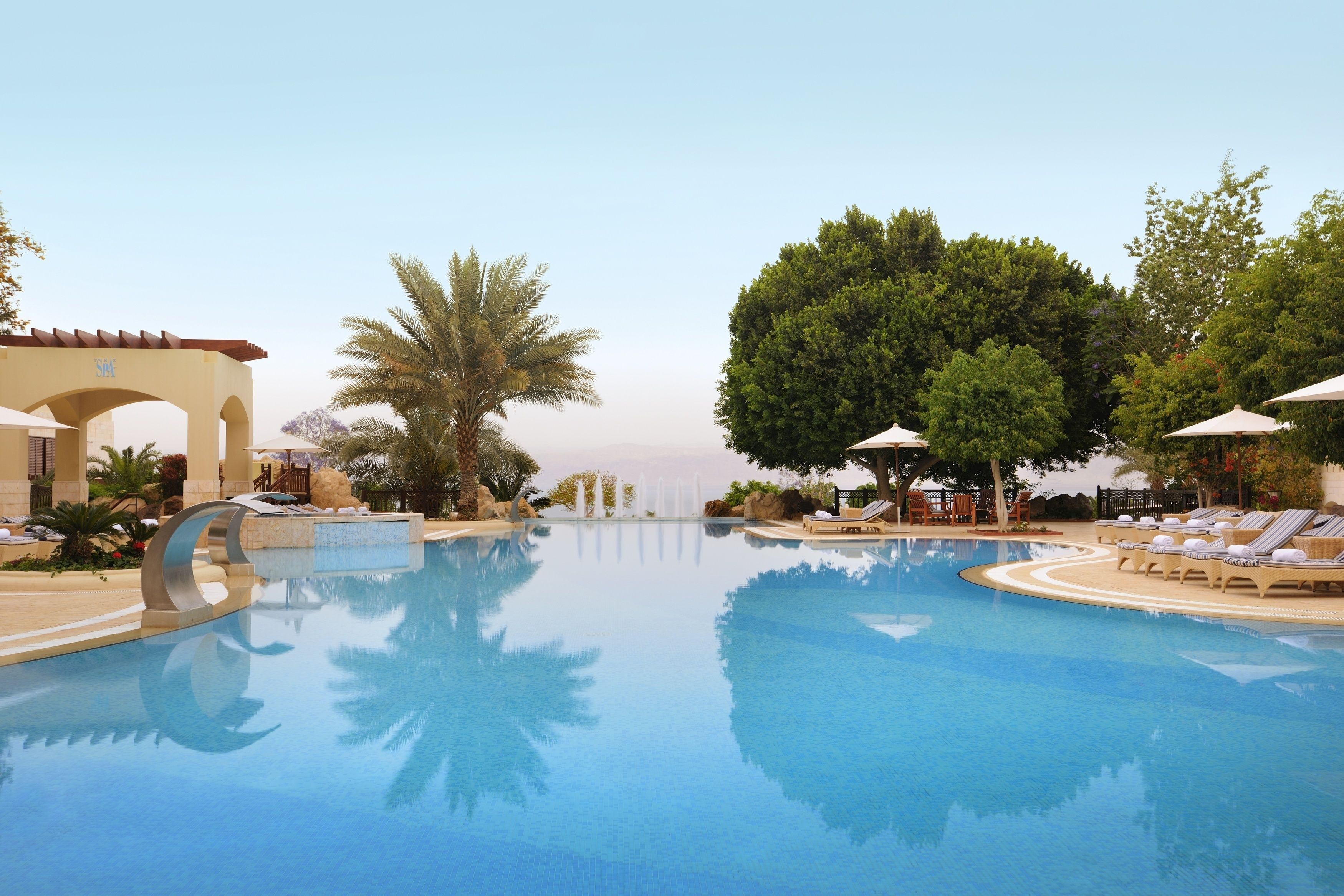 Courtesy of Dead Sea Marriott Resort and Spa / Expedia