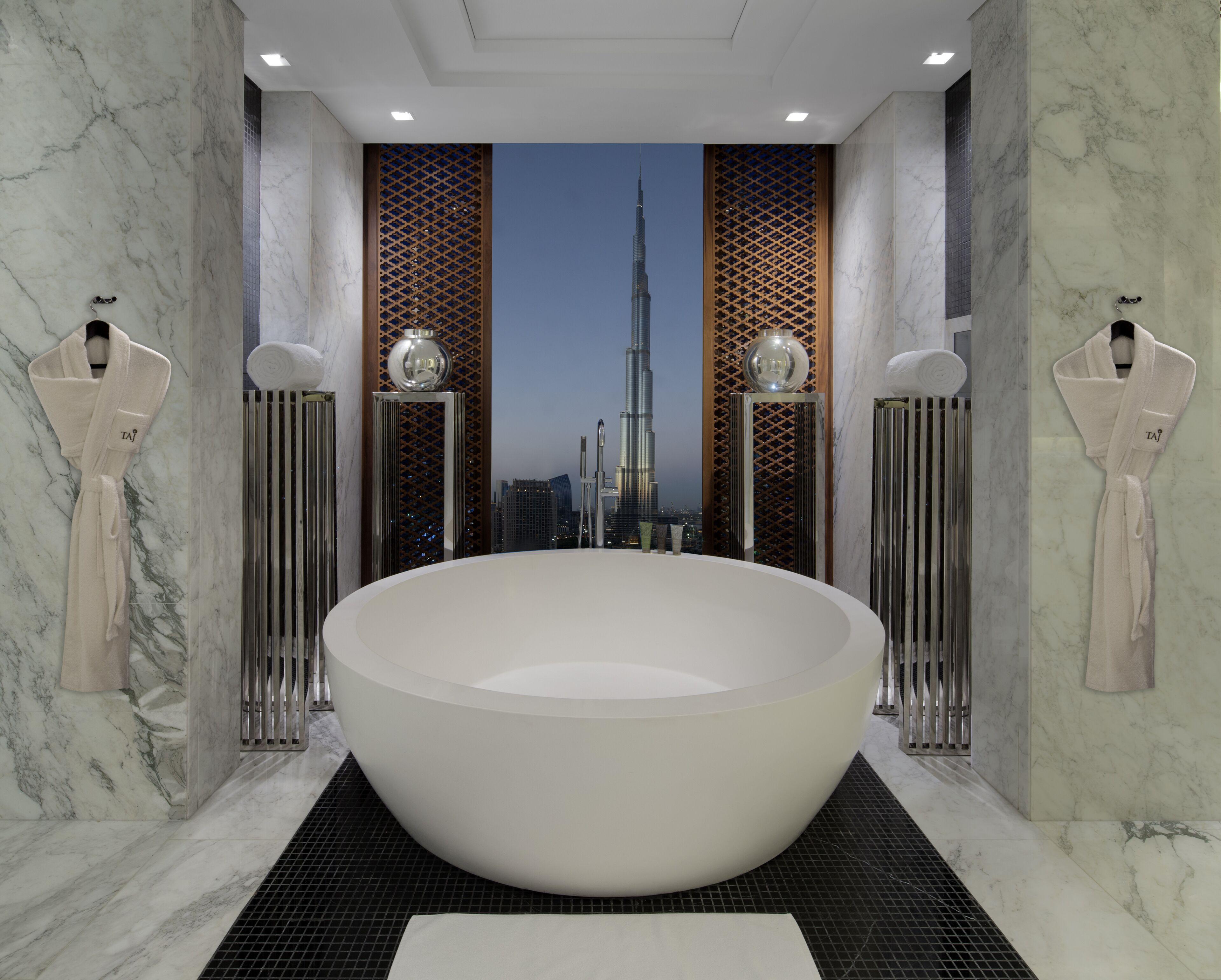 Courtesy of Taj Dubai / Expedia