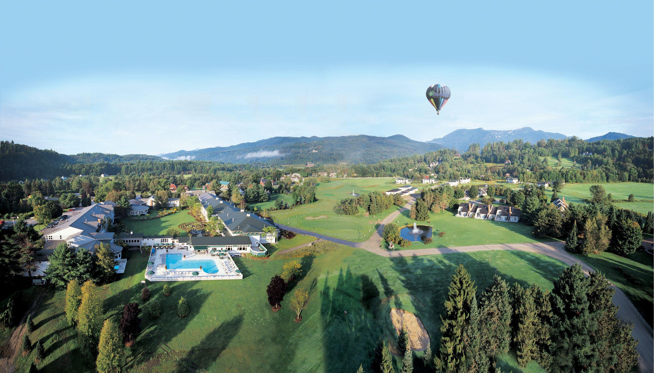 Courtesy of Stoweflake Mountain Resort & Spa / Expedia