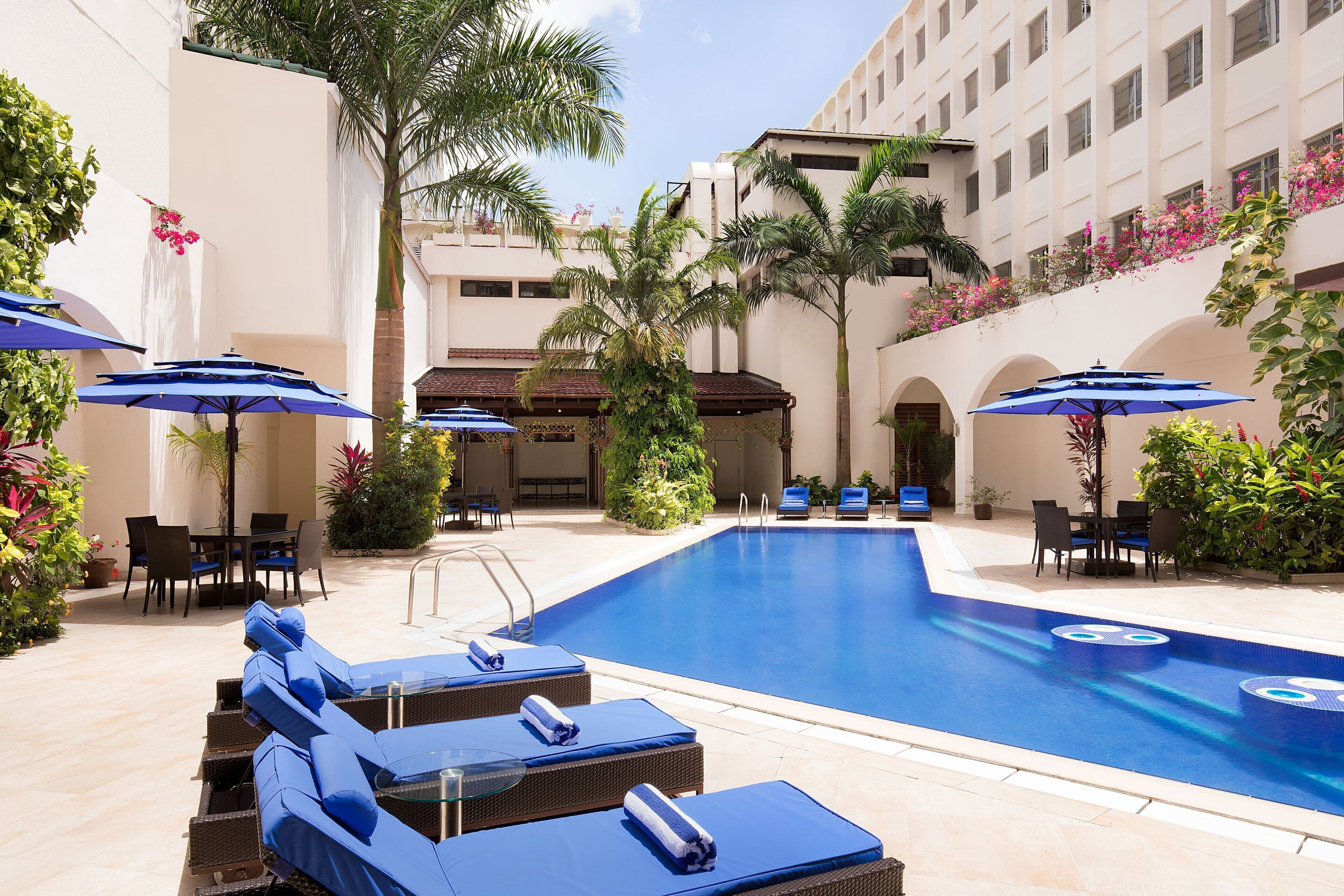 Courtesy of Four Points by Sheraton Dar es Salaam New Africa / Expedia