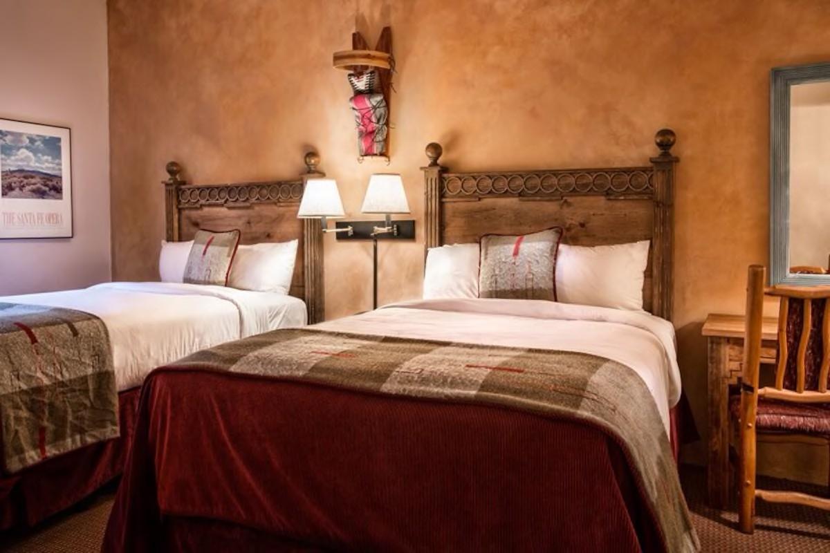 Courtesy of The Hacienda & Spa at Hotel Santa Fe /Expedia