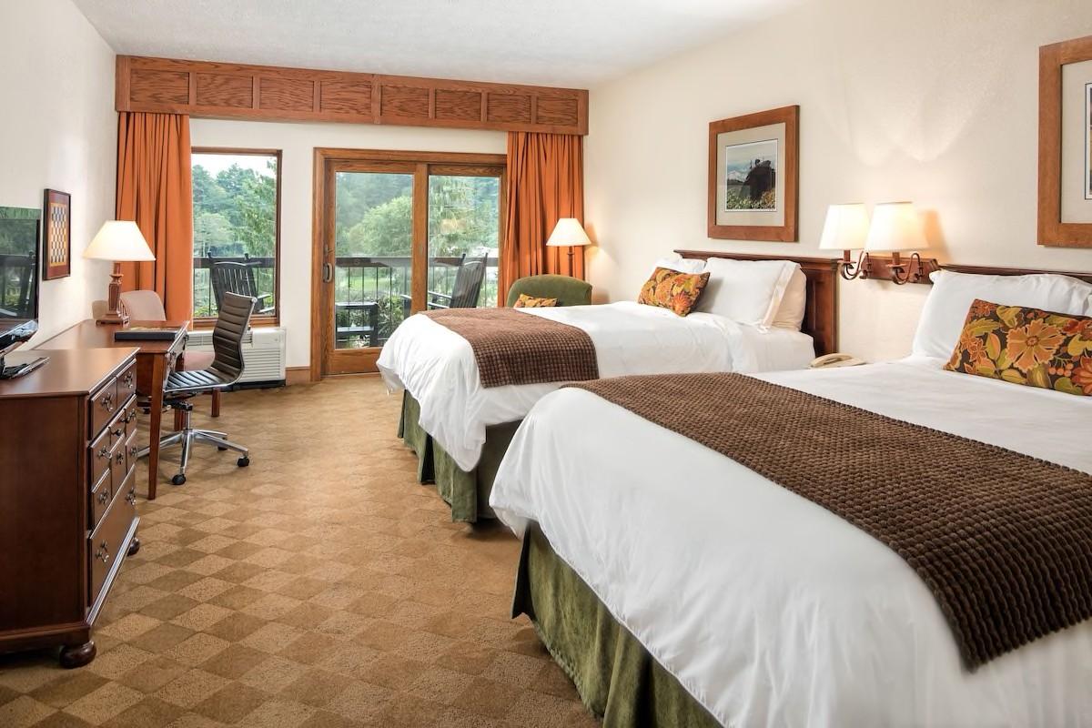 Courtesy of The Lodge at Chetola Resort / Expedia