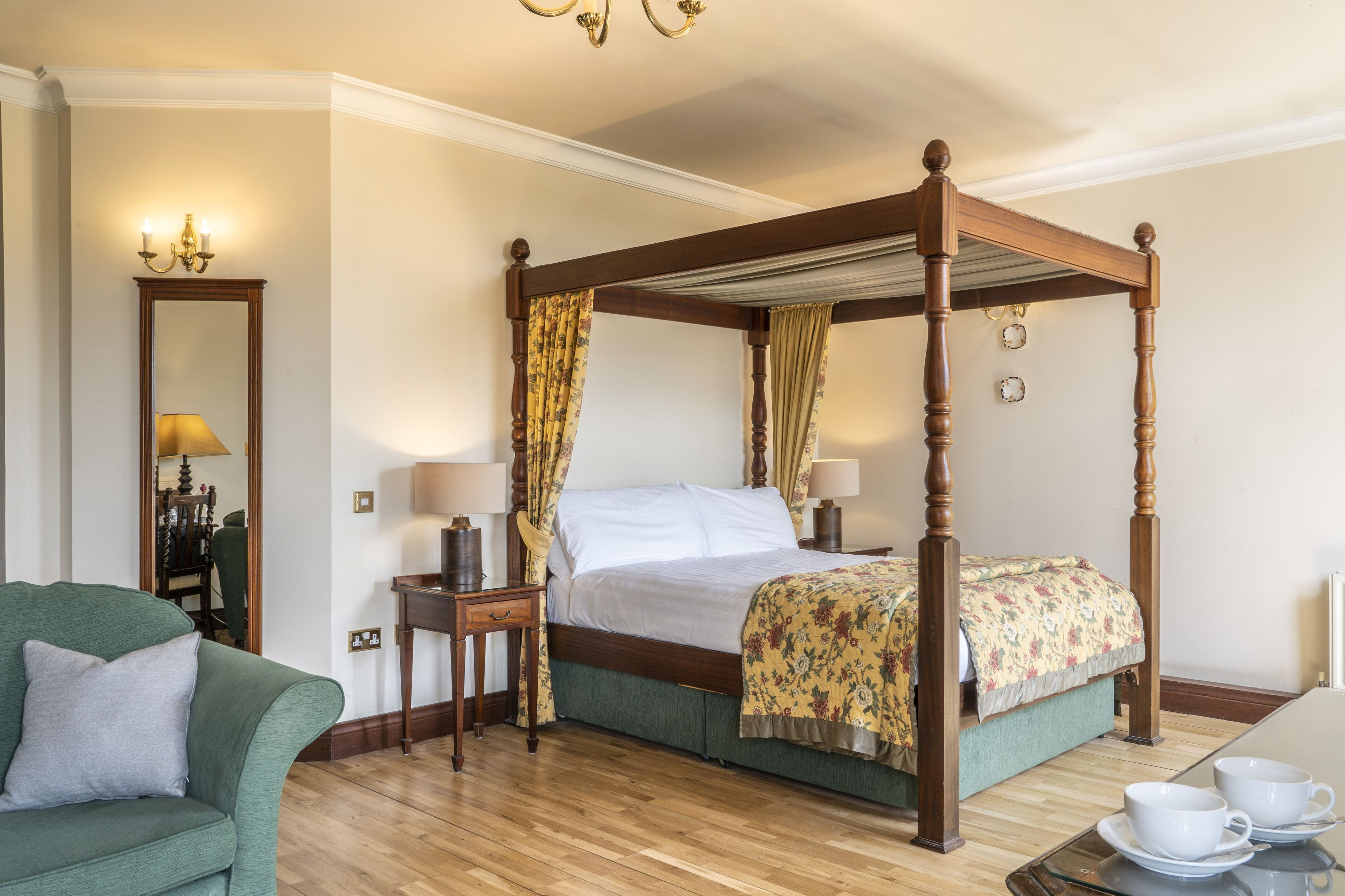 Courtesy of Abbeyglen Castle Hotel / Expedia