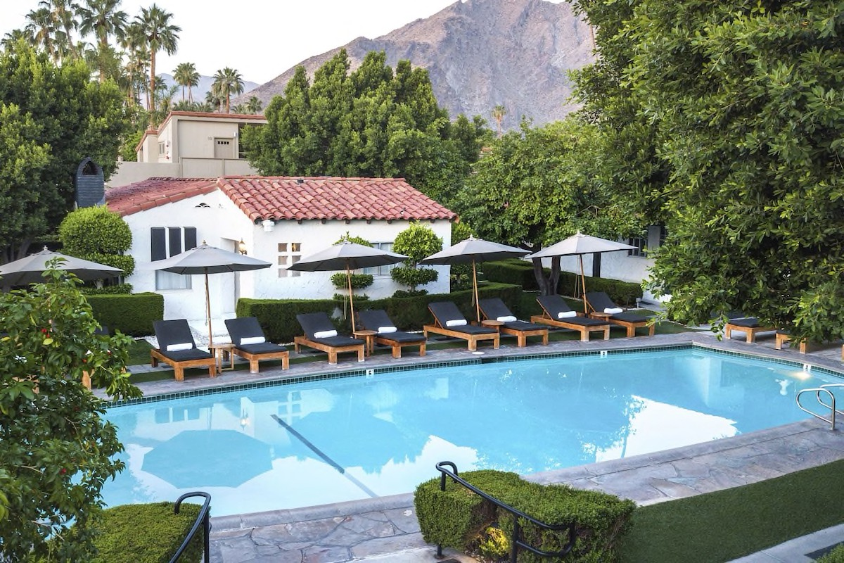 Courtesy of Avalon Hotel and Bungalows Palm Springs / Expedia