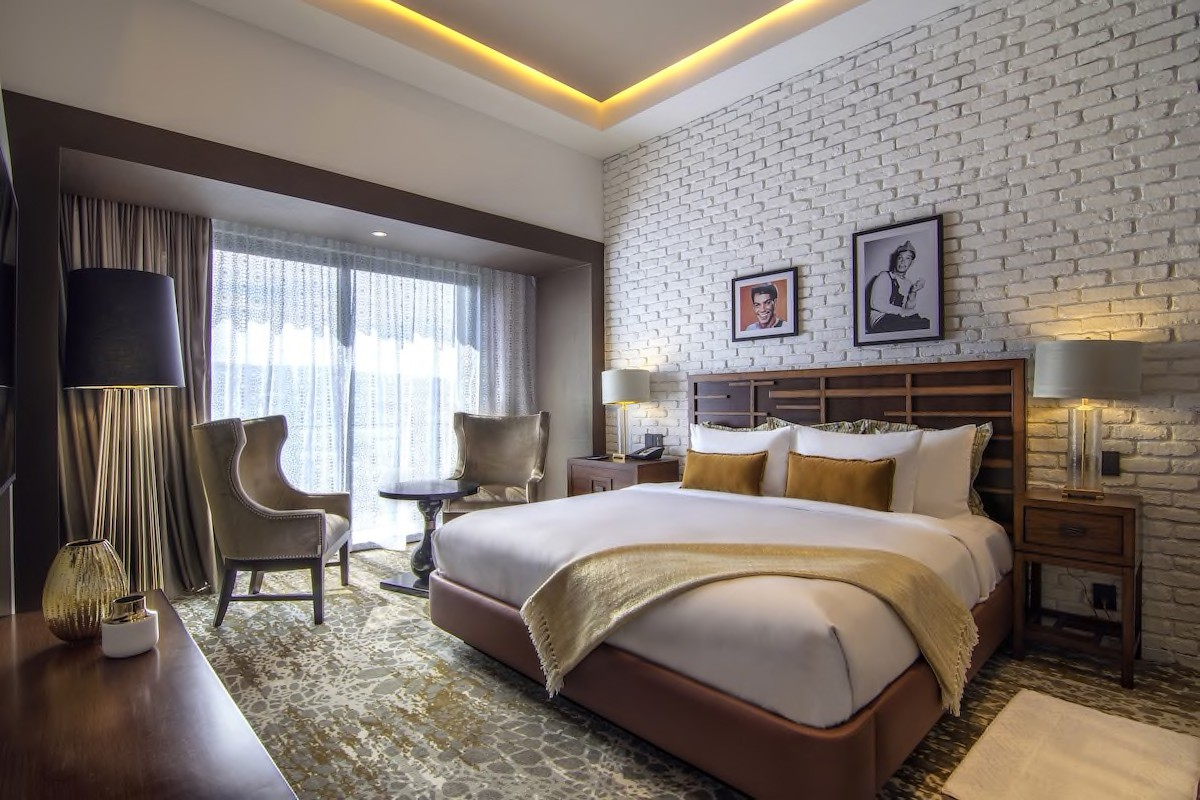 Courtesy of K Tower Boutique Hotel By Lucerna / Expedia