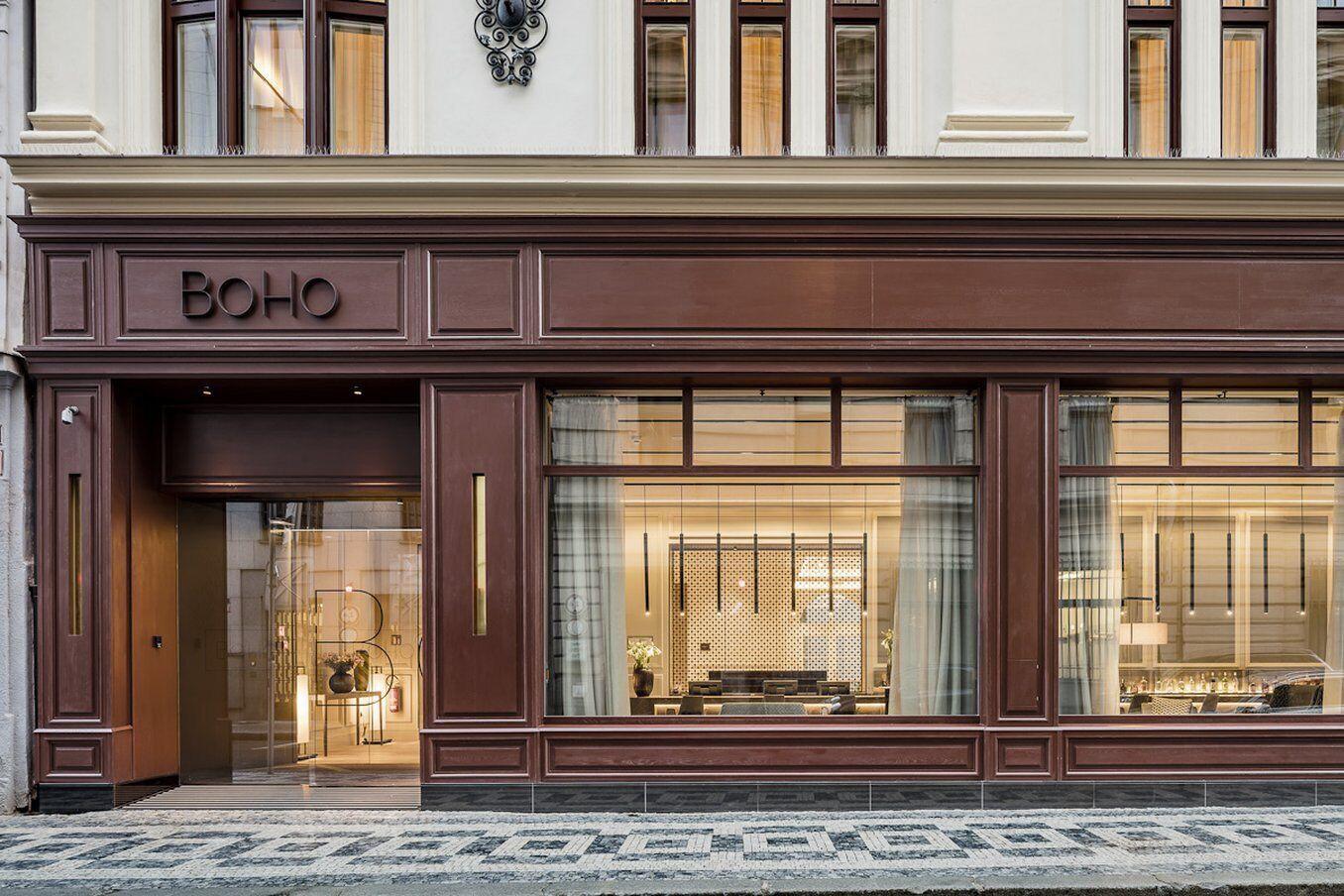 Courtesy of BoHo Prague Hotel / Expedia