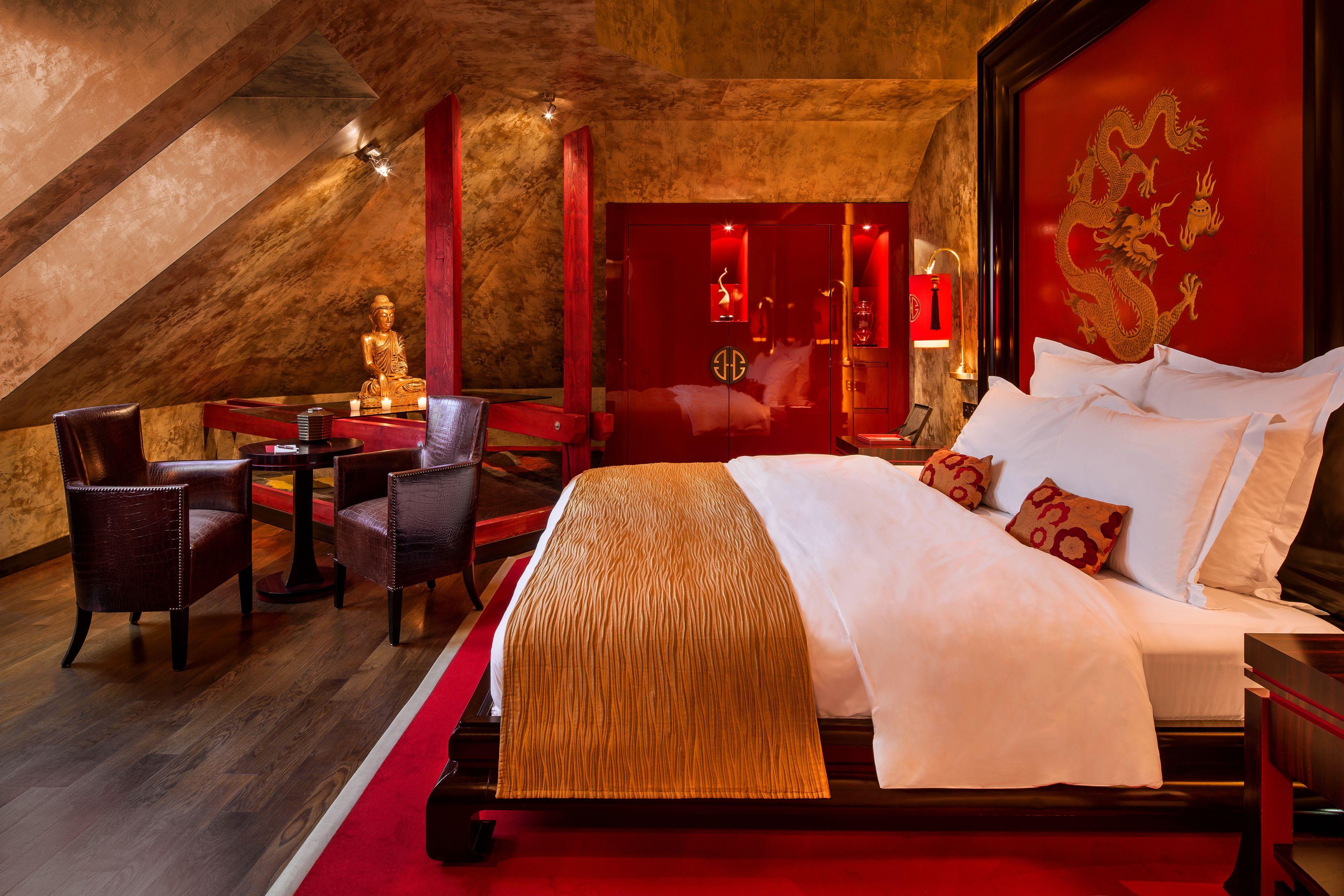 Courtesy of Buddha-Bar Hotel Prague / Expedia