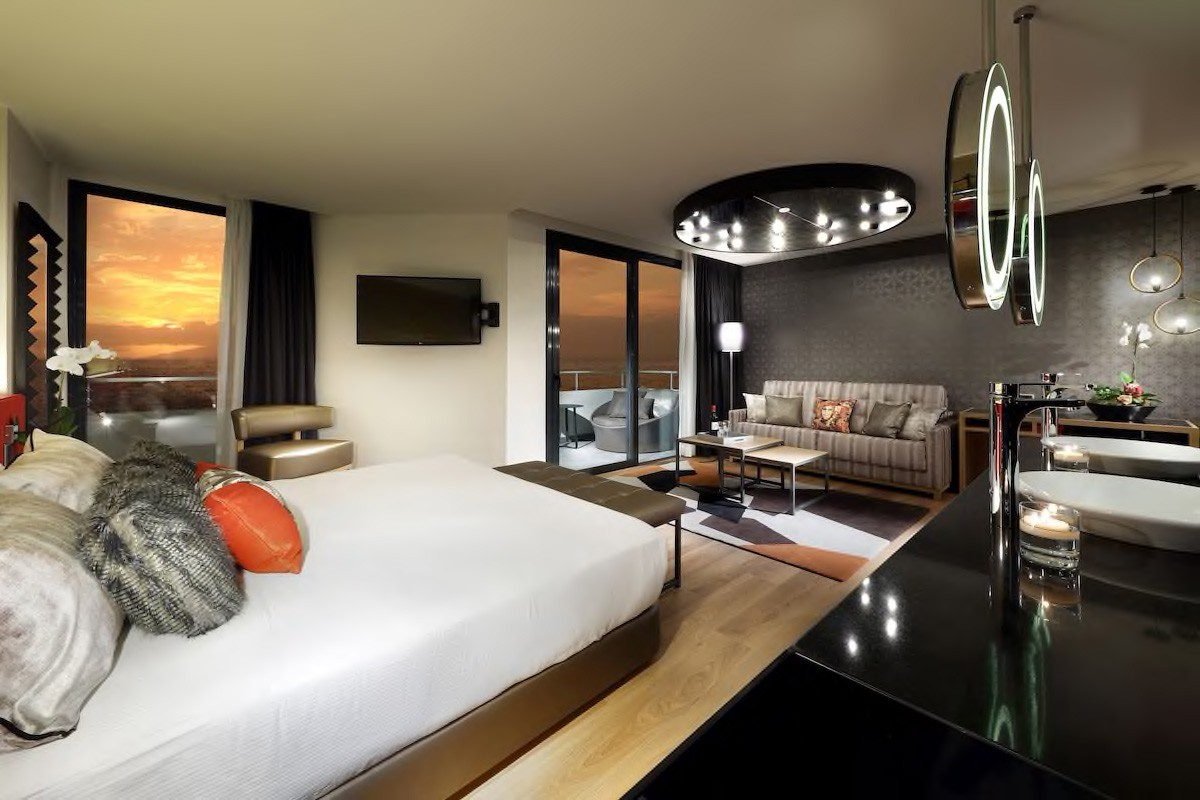 Courtesy of Hard Rock Hotel Tenerife / Expedia