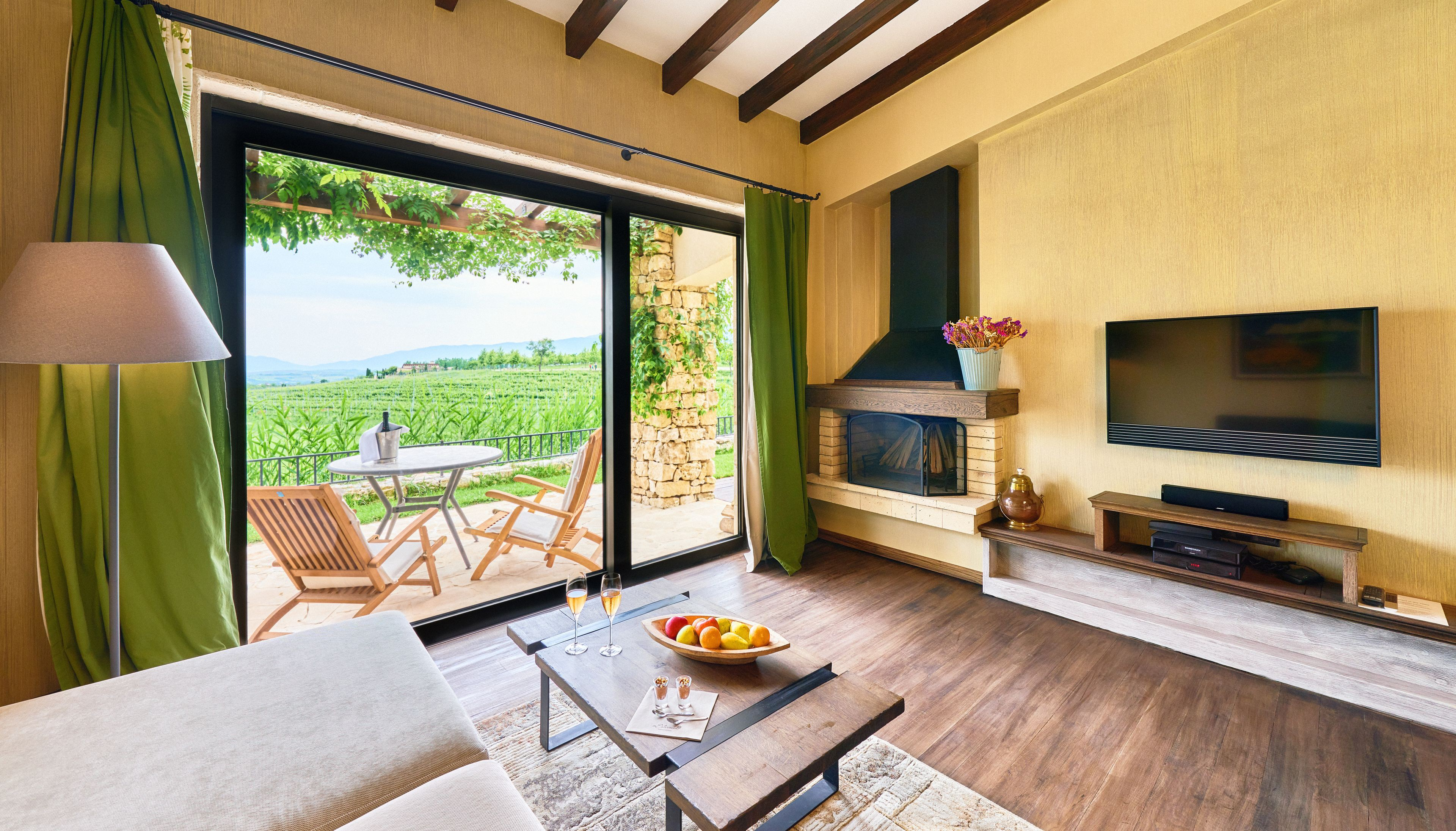 Courtesy of Zornitza Family Estate Relais & Chateaux / Expedia