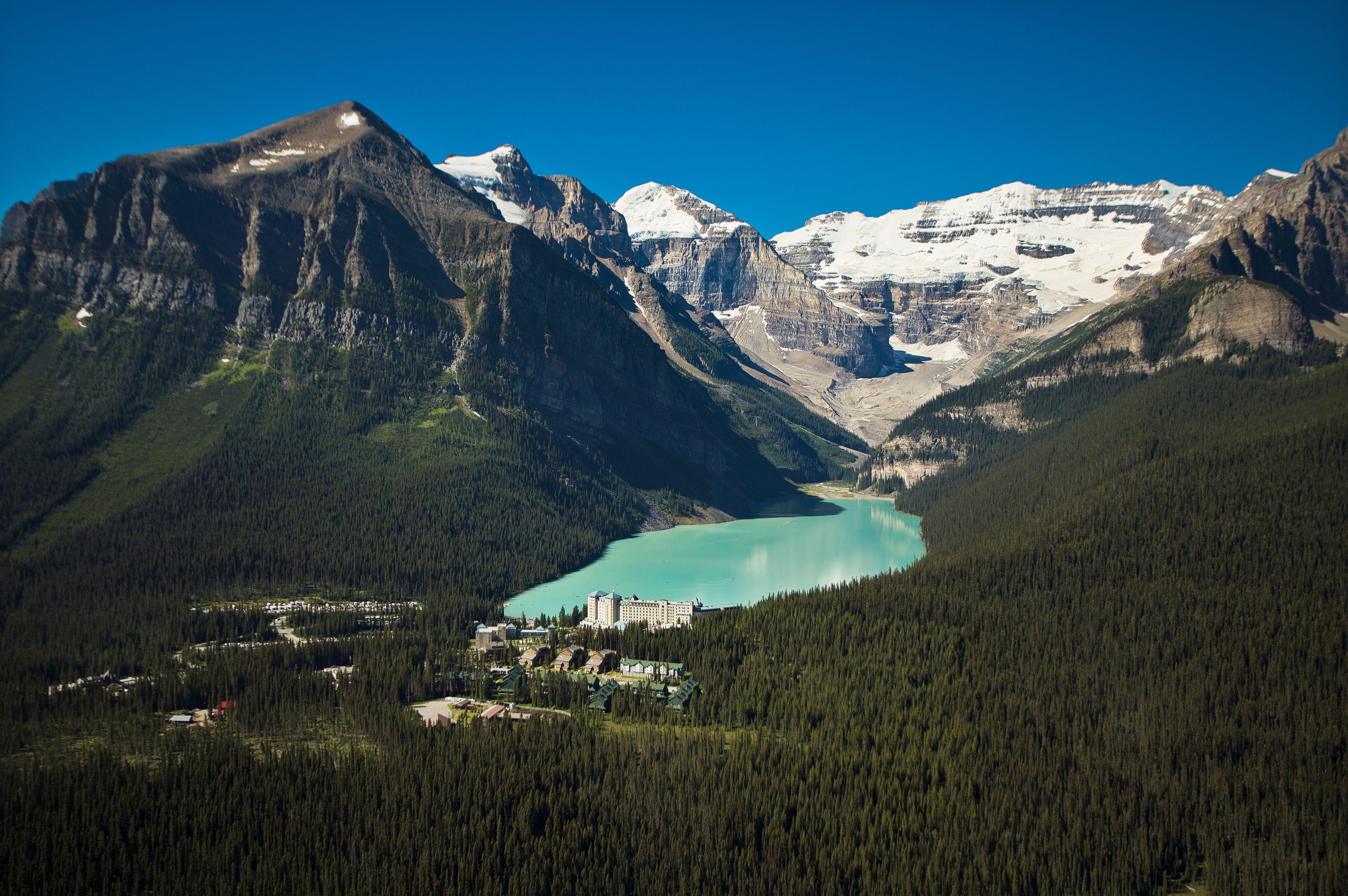 Courtesy of Fairmont Château Lake Louise / Expedia.com