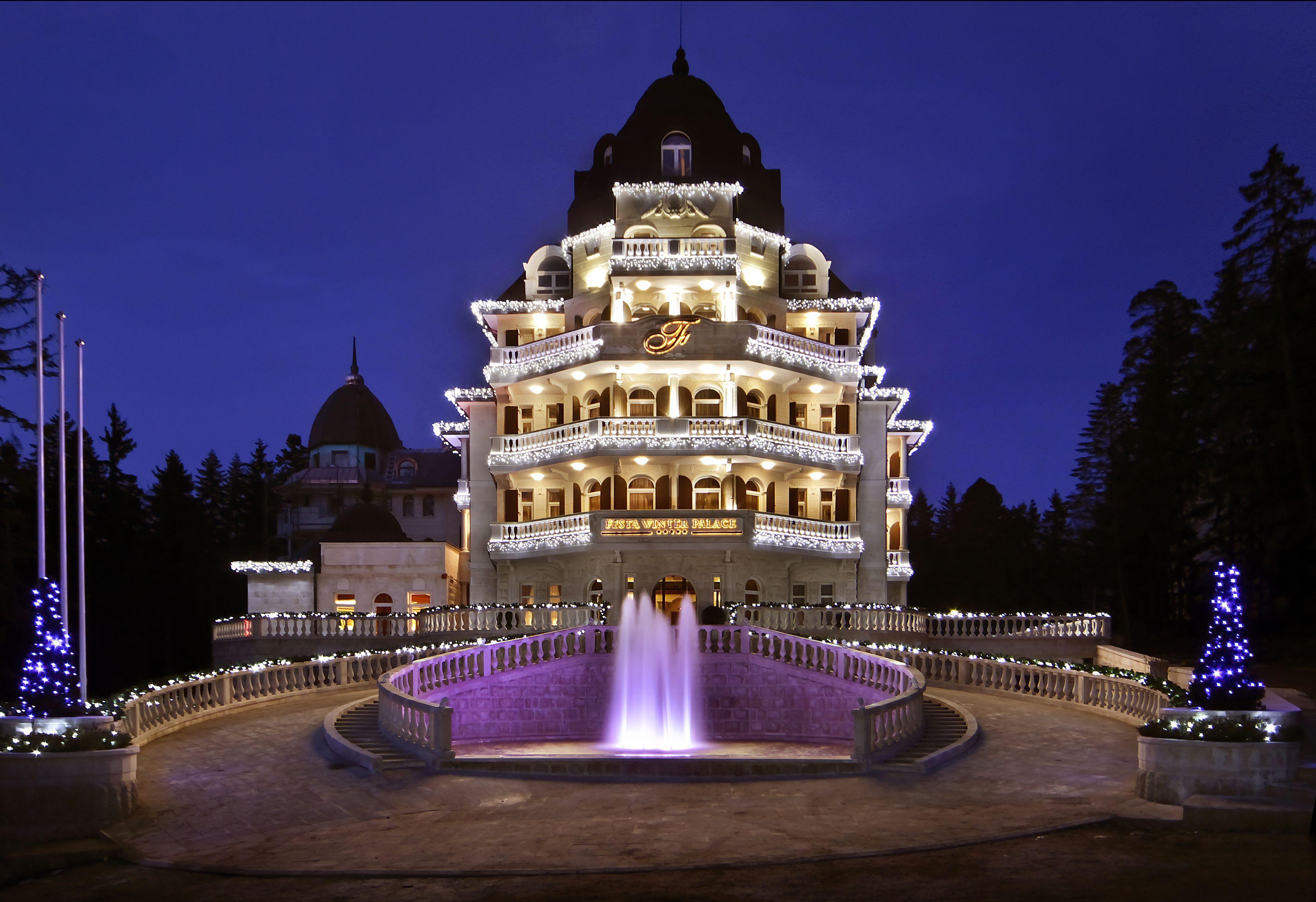 Courtesy of Festa Winter Palace / Expedia