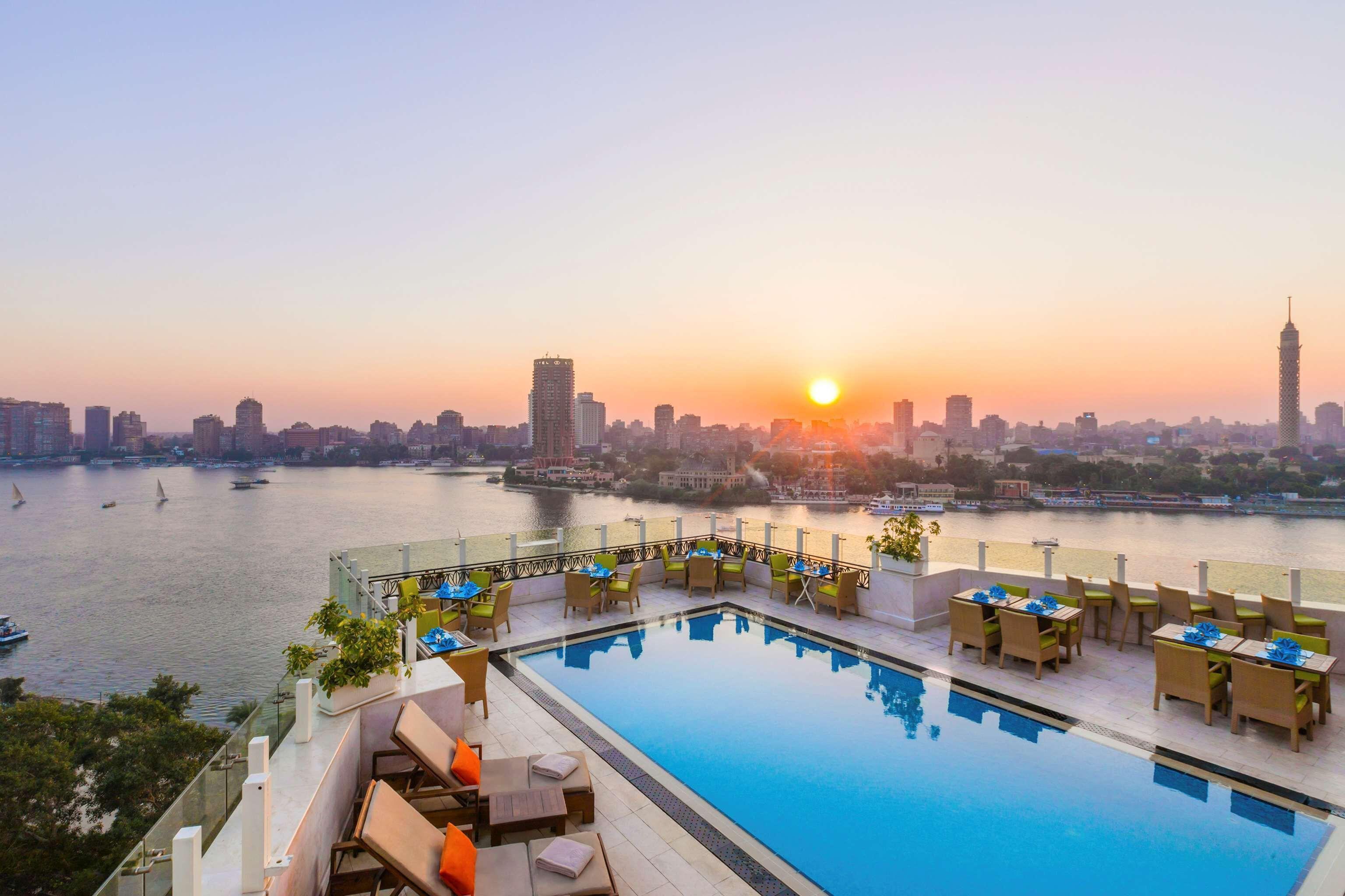 Courtesy of Kempinski Nile Hotel Cairo / Expedia