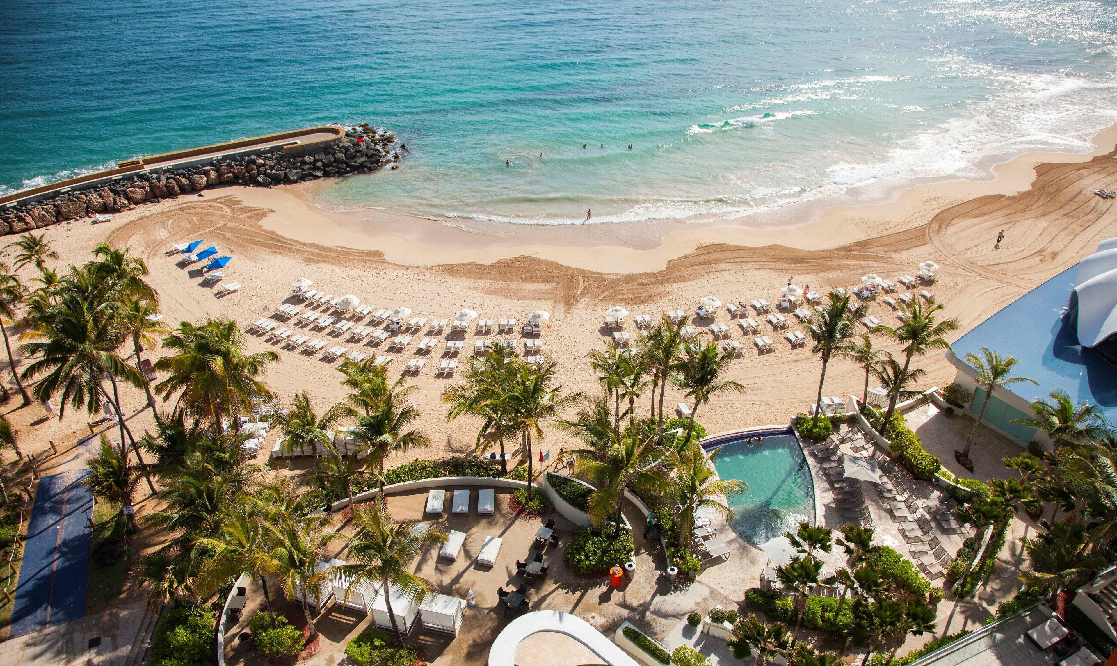 La Concha Renaissance Resort is one of the best hotels in San Juan, Puerto Rico