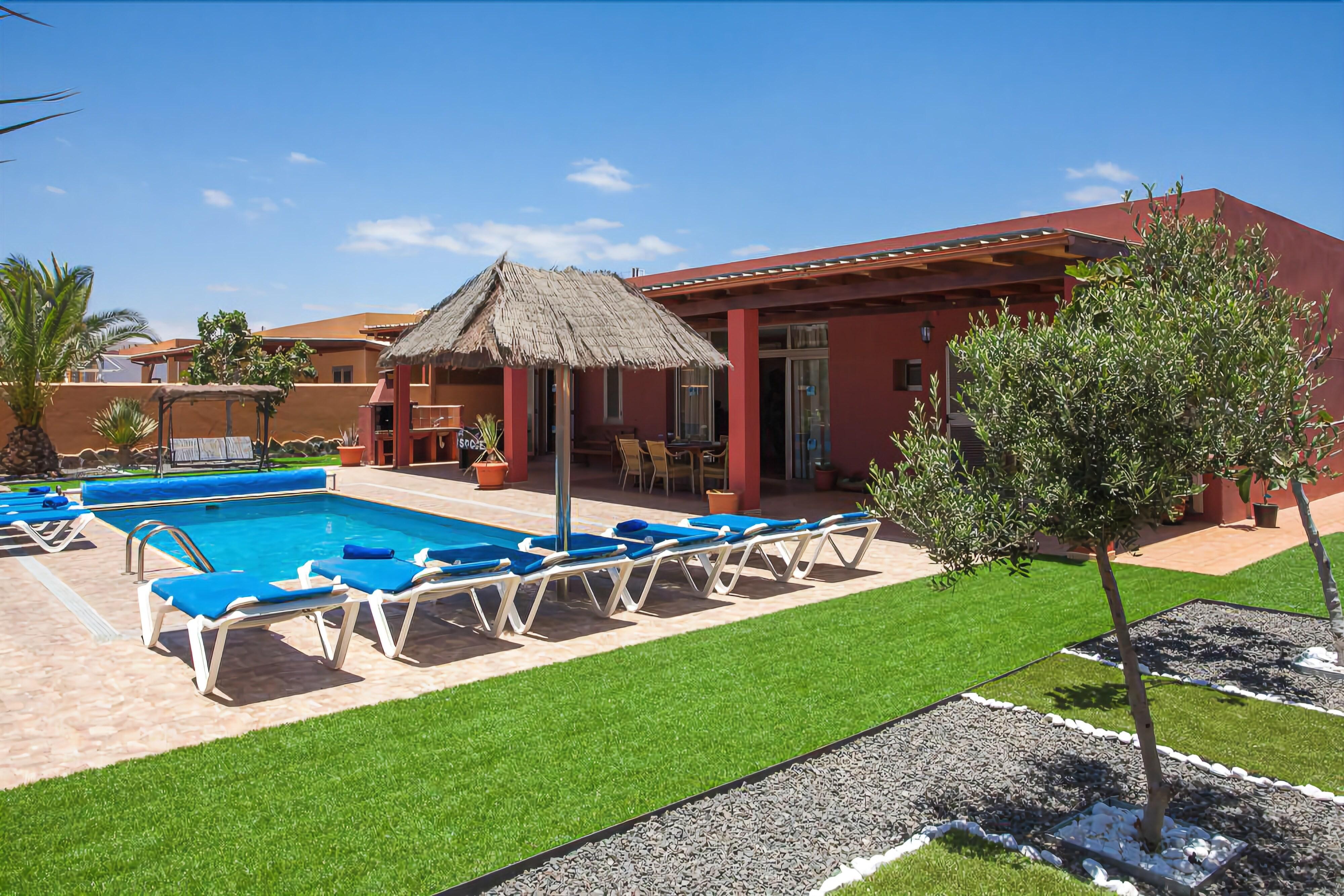 Luxury & Comfort – Villa Romana
