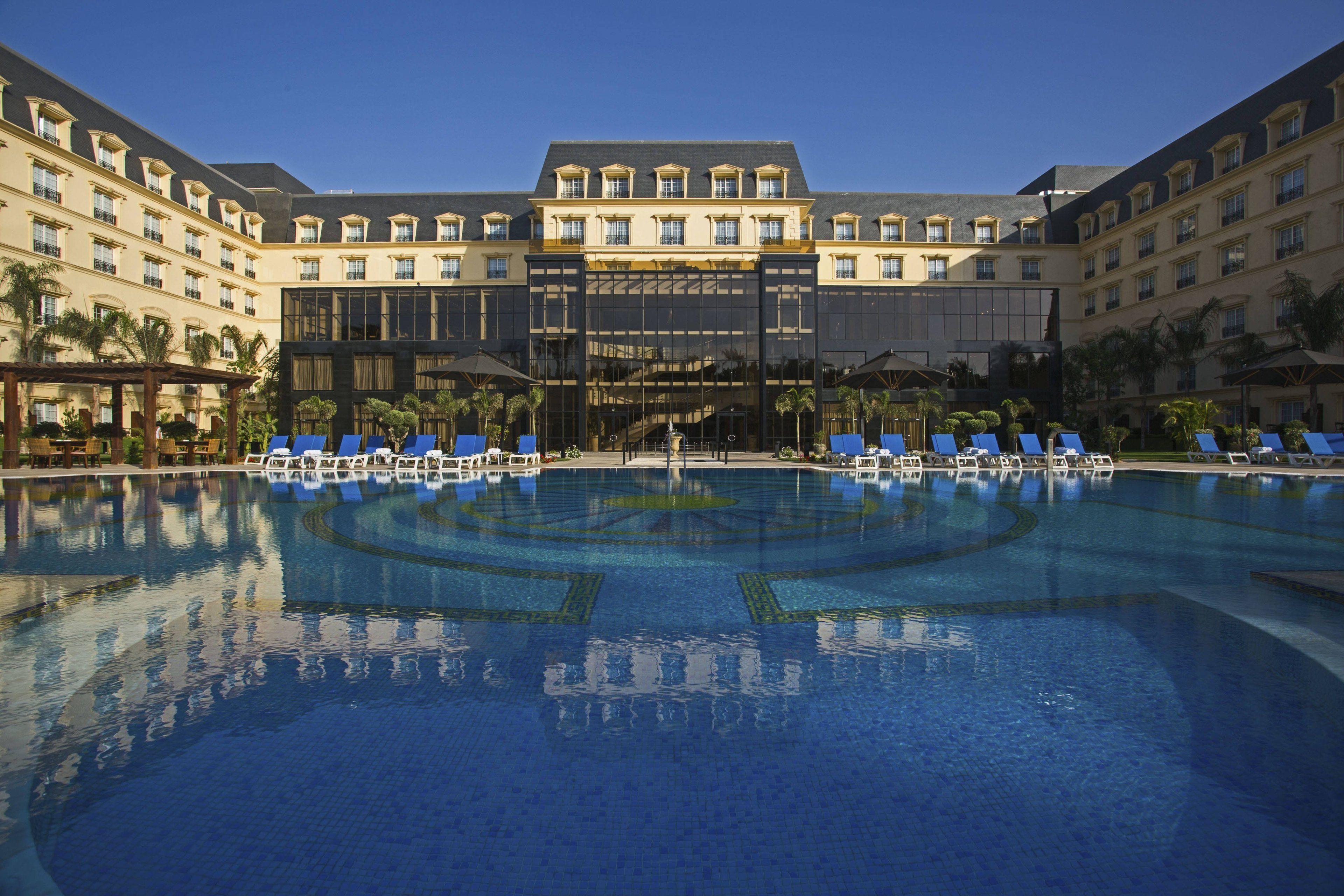 Courtesy of Renaissance Cairo Mirage City Hotel / Expedia