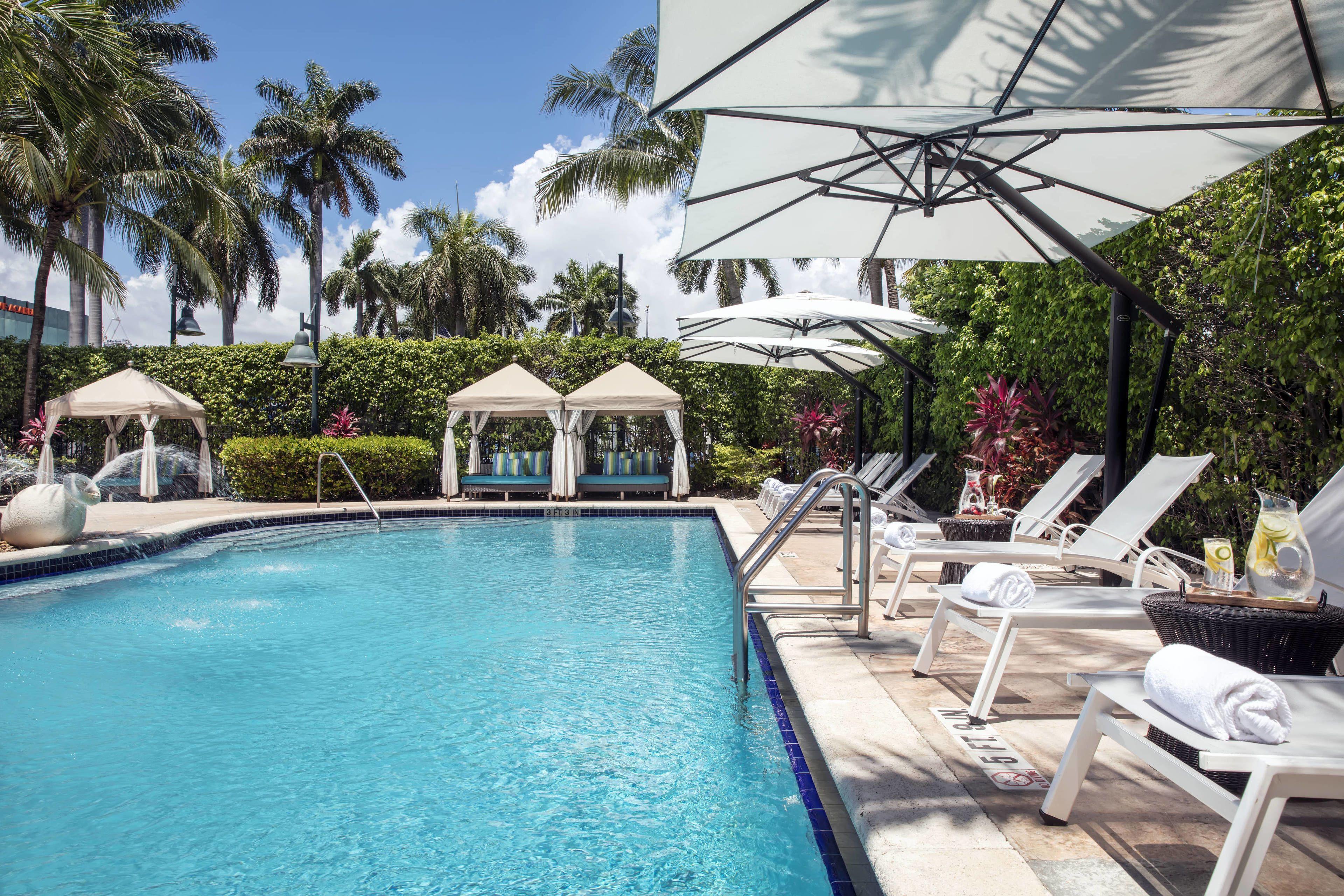 Courtesy of Renaissance Fort Lauderdale Cruise Port Hotel / Expedia