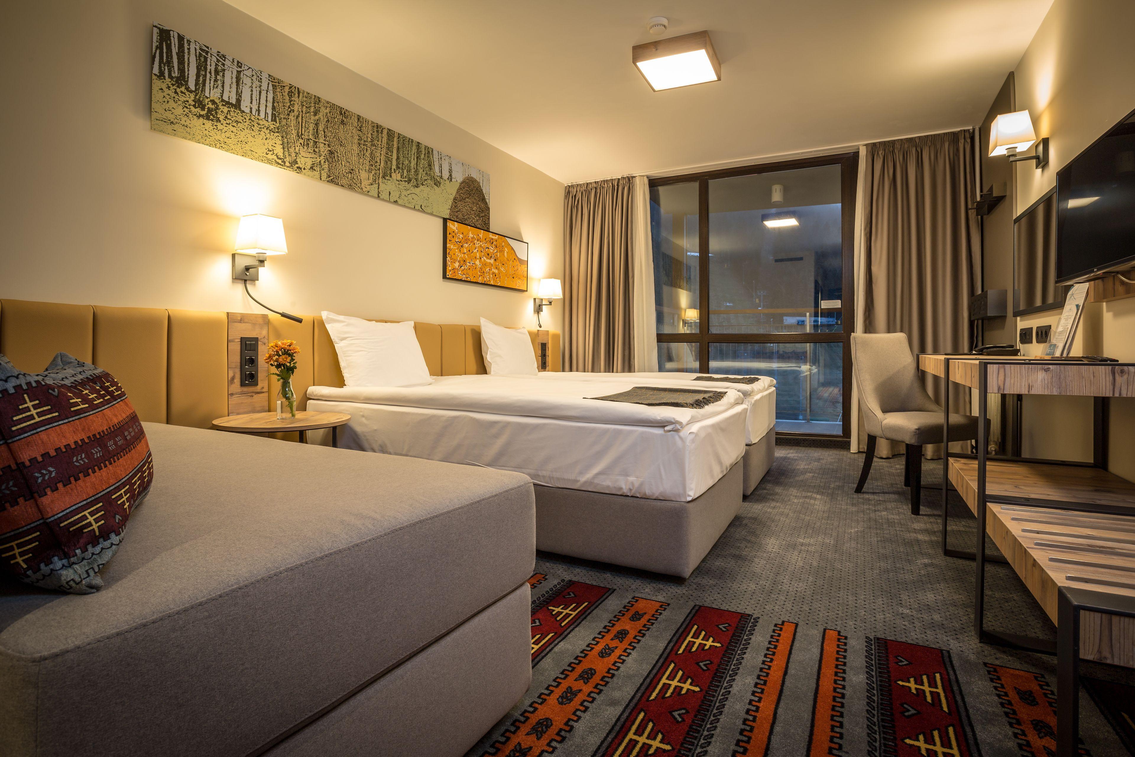 Courtesy of Rila Hotel Borovets / Expedia