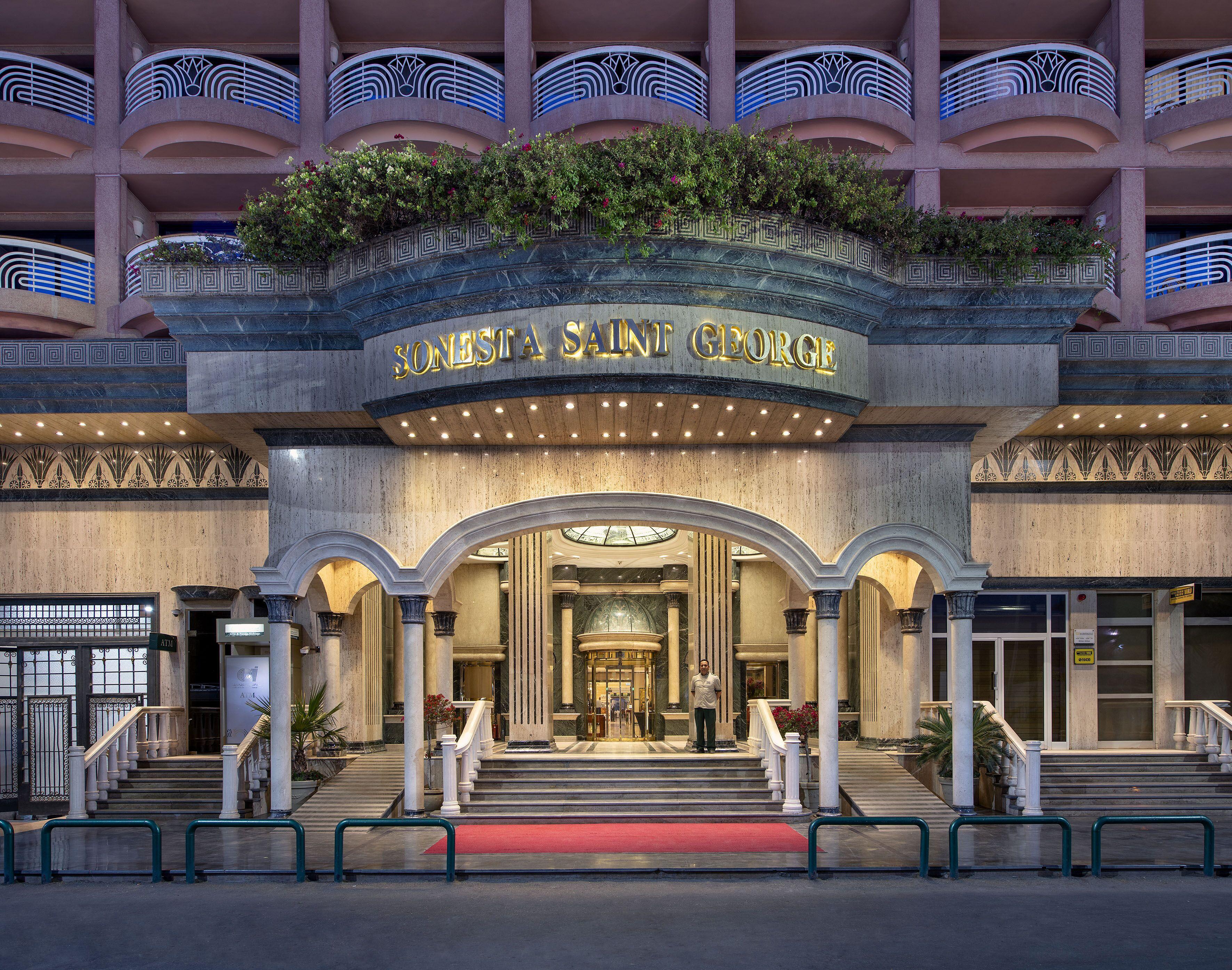 Courtesy of Sonesta St George Hotel Luxor / Expedia