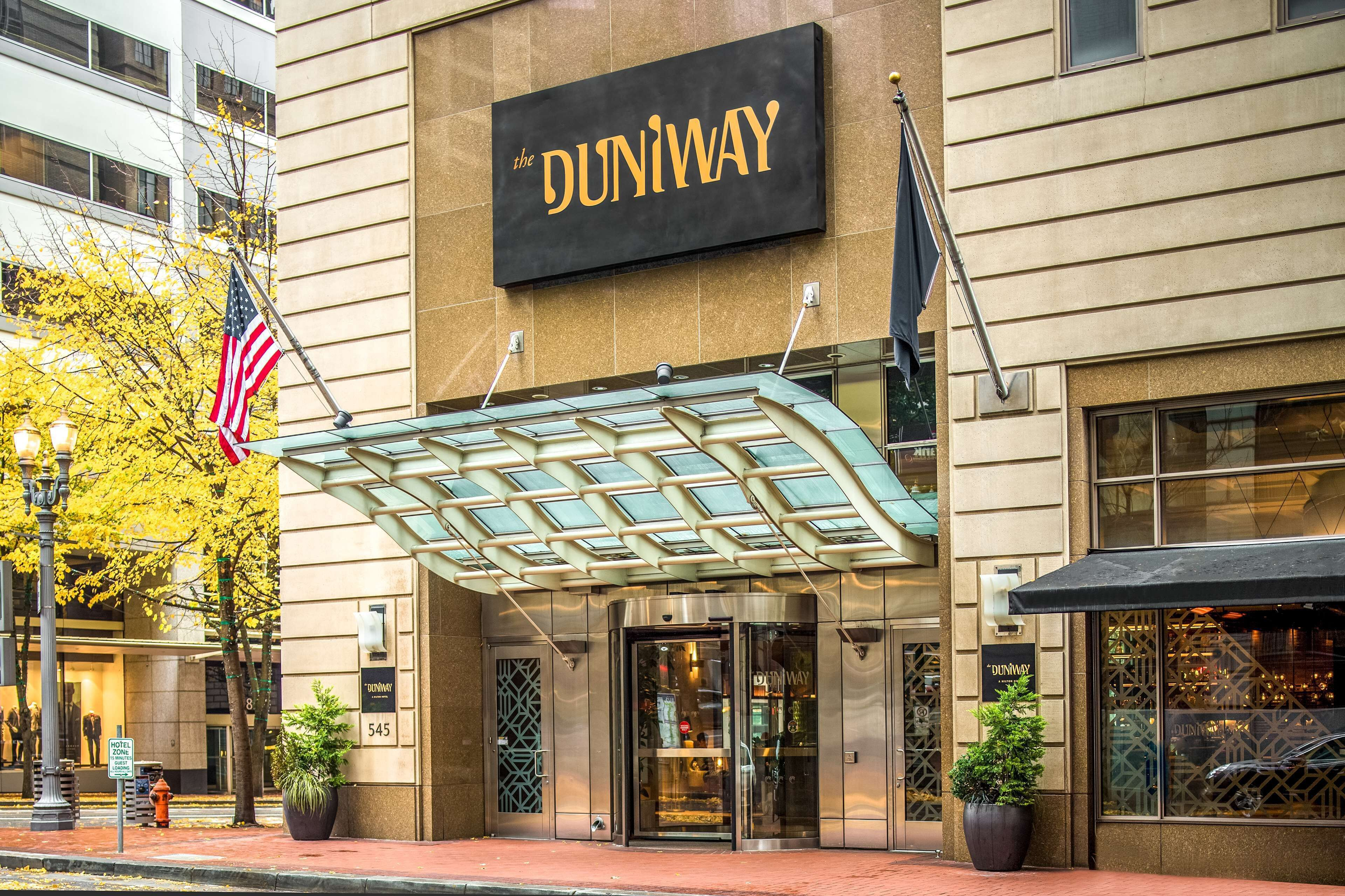 Courtesy of the Duniway Portland, A Hilton Hotel / Expedia