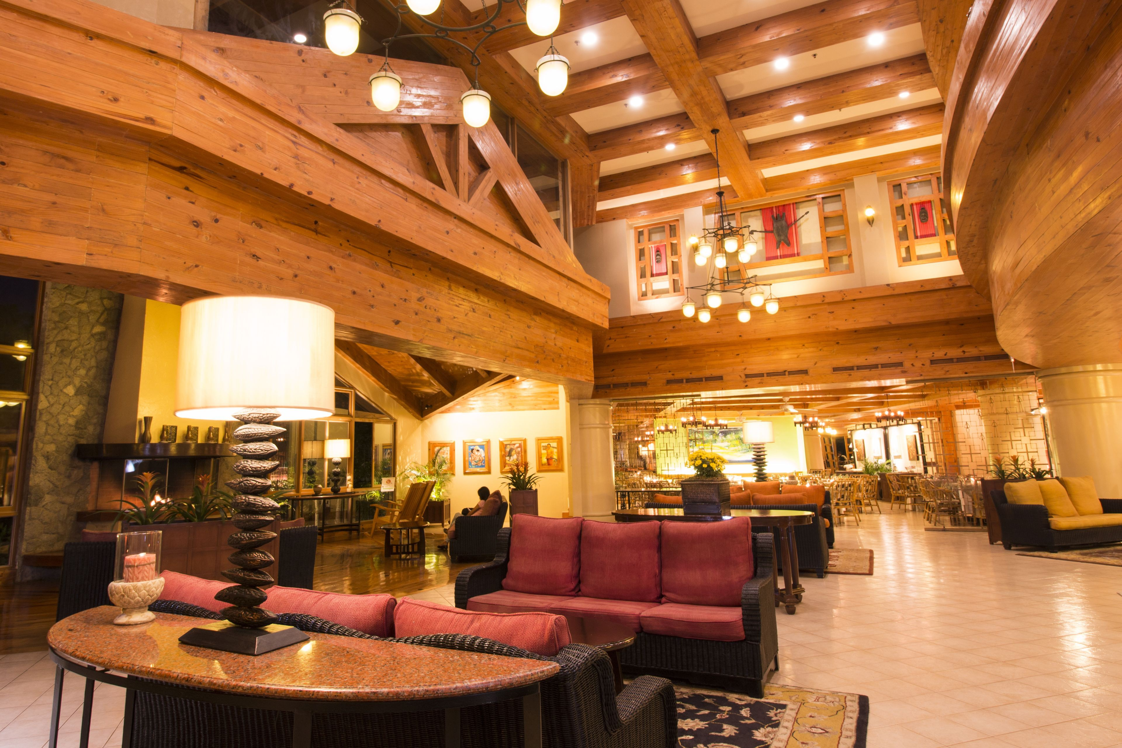 Courtesy of The Forest Lodge at Camp John Hay / Expedia